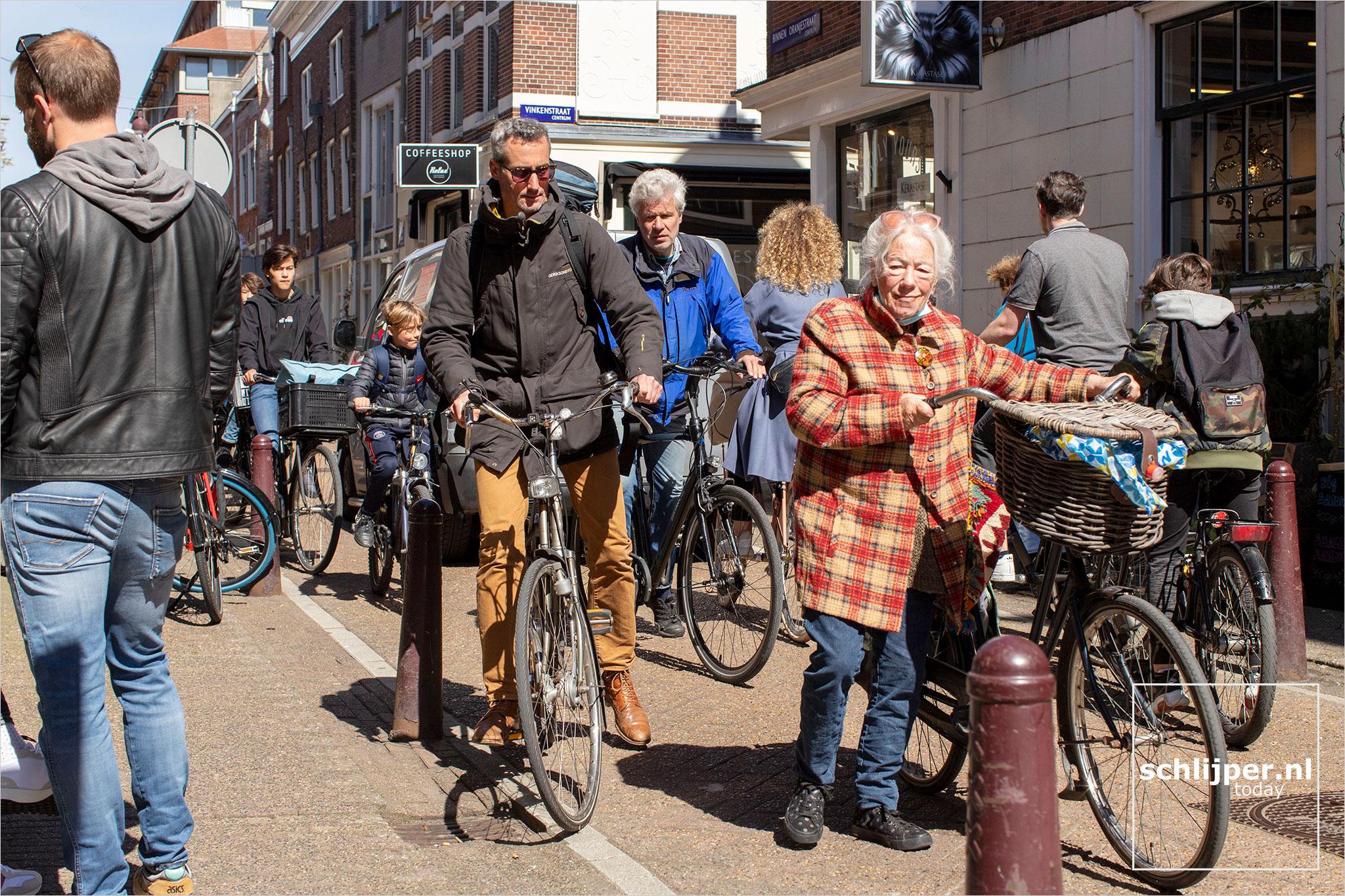 The Netherlands, Amsterdam, 26 april 2021