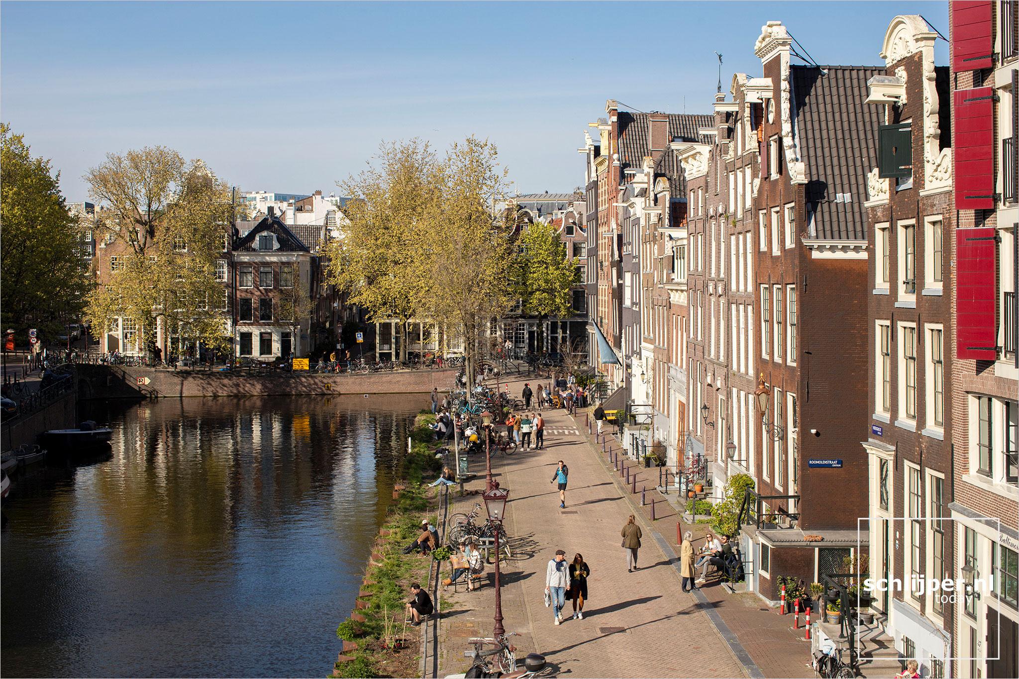The Netherlands, Amsterdam, 2 mei 2021