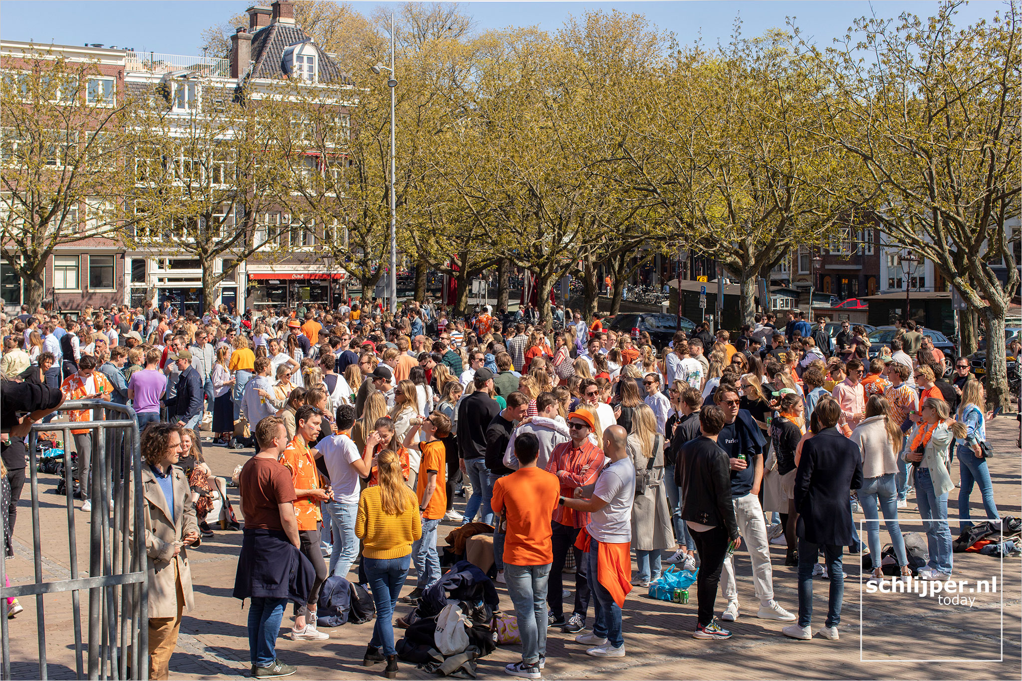 The Netherlands, Amsterdam, 27 april 2021