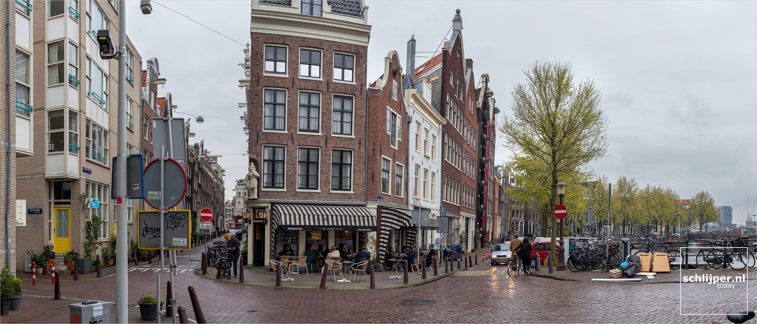 The Netherlands, Amsterdam, 30 april 2021