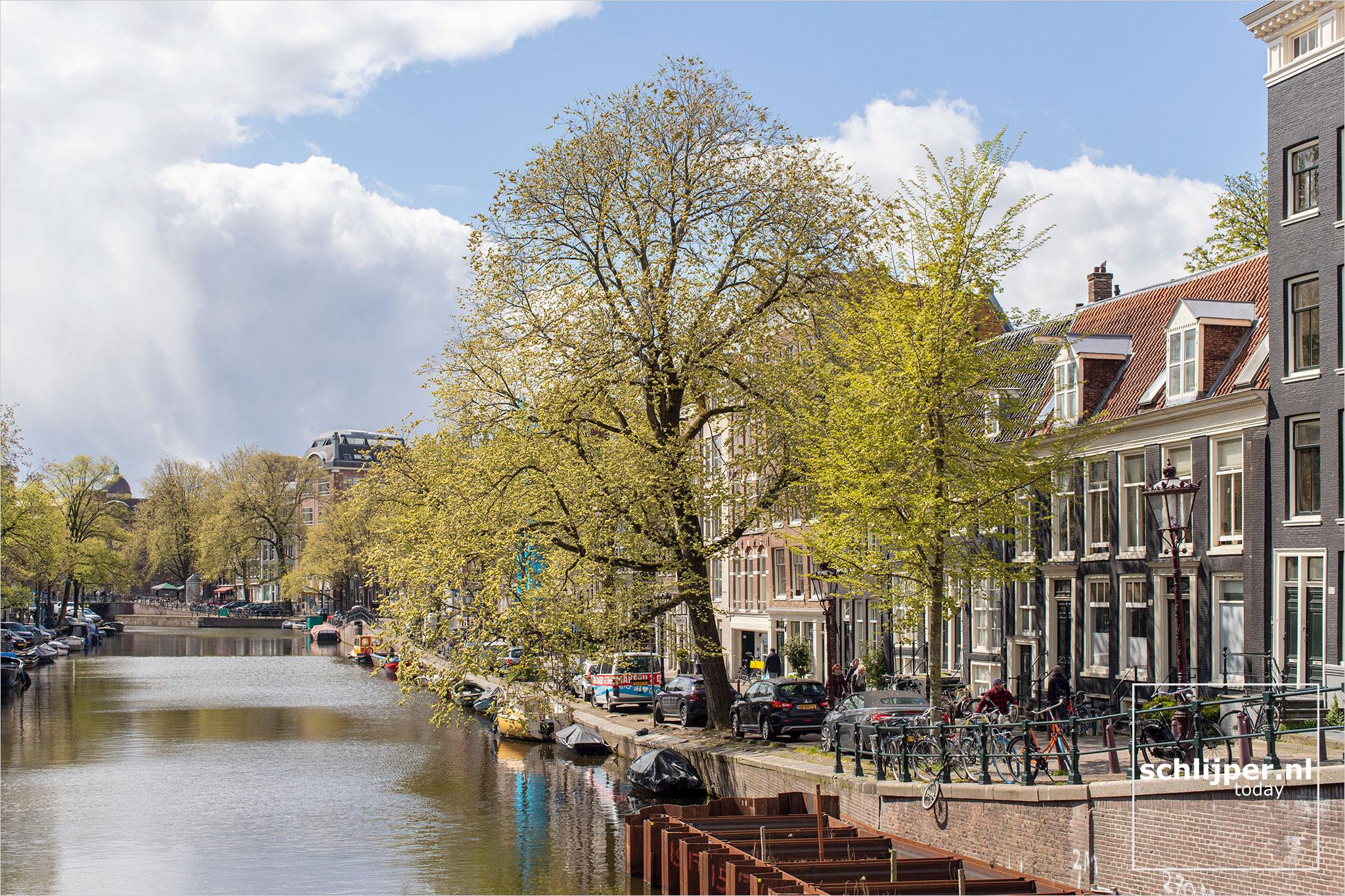 The Netherlands, Amsterdam, 3 mei 2021