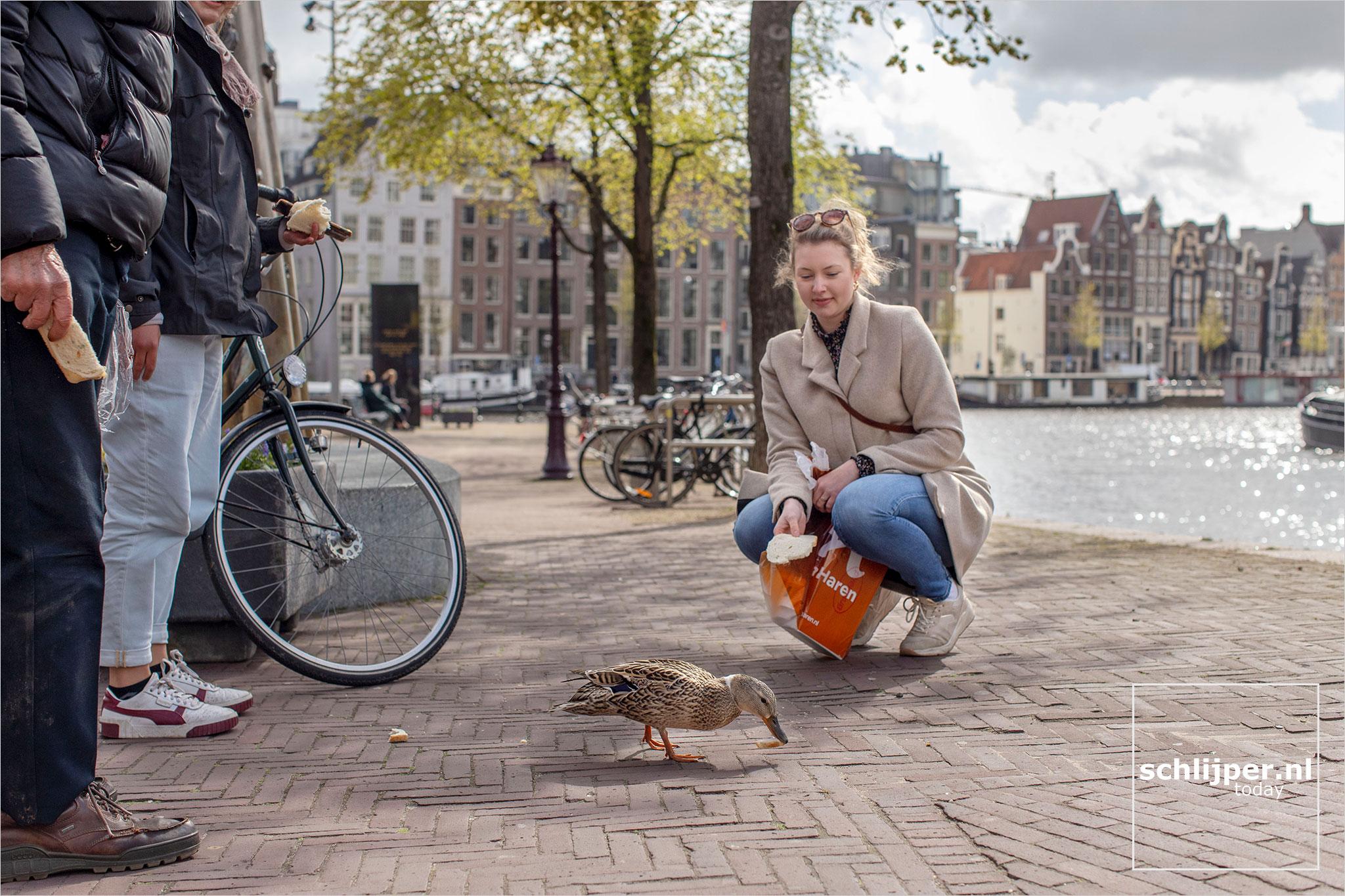 The Netherlands, Amsterdam, 5 mei 2021