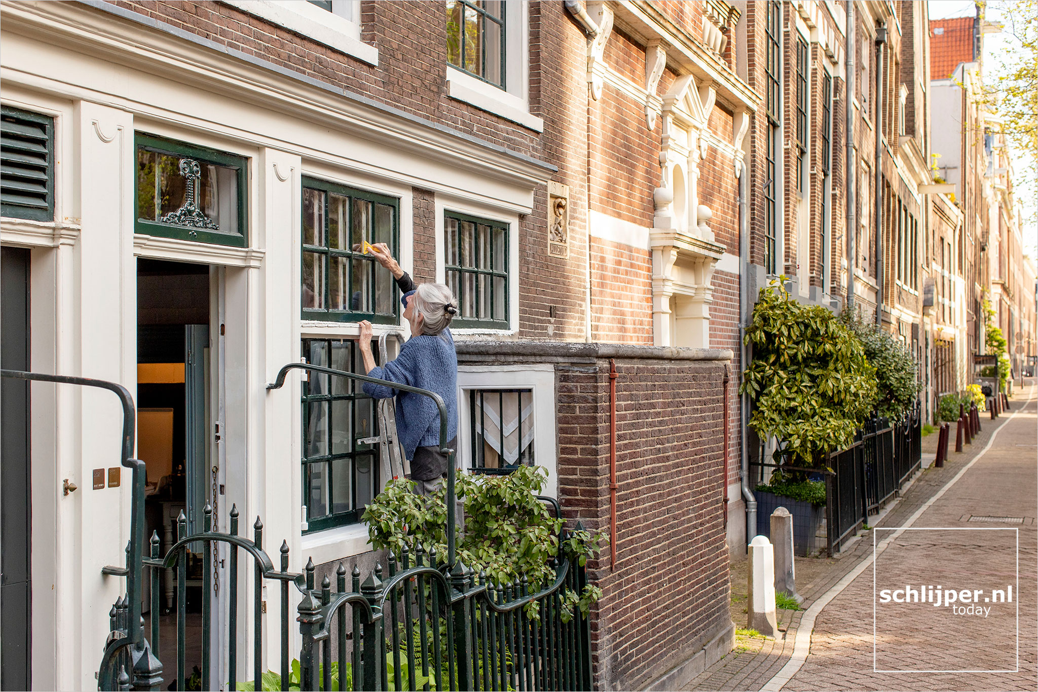 The Netherlands, Amsterdam, 9 mei 2021