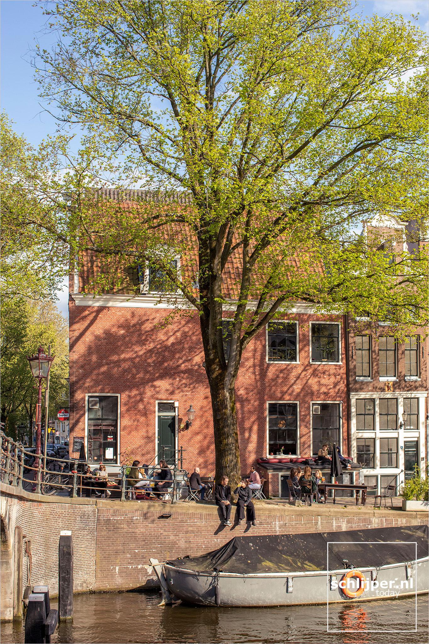 The Netherlands, Amsterdam, 12 mei 2021