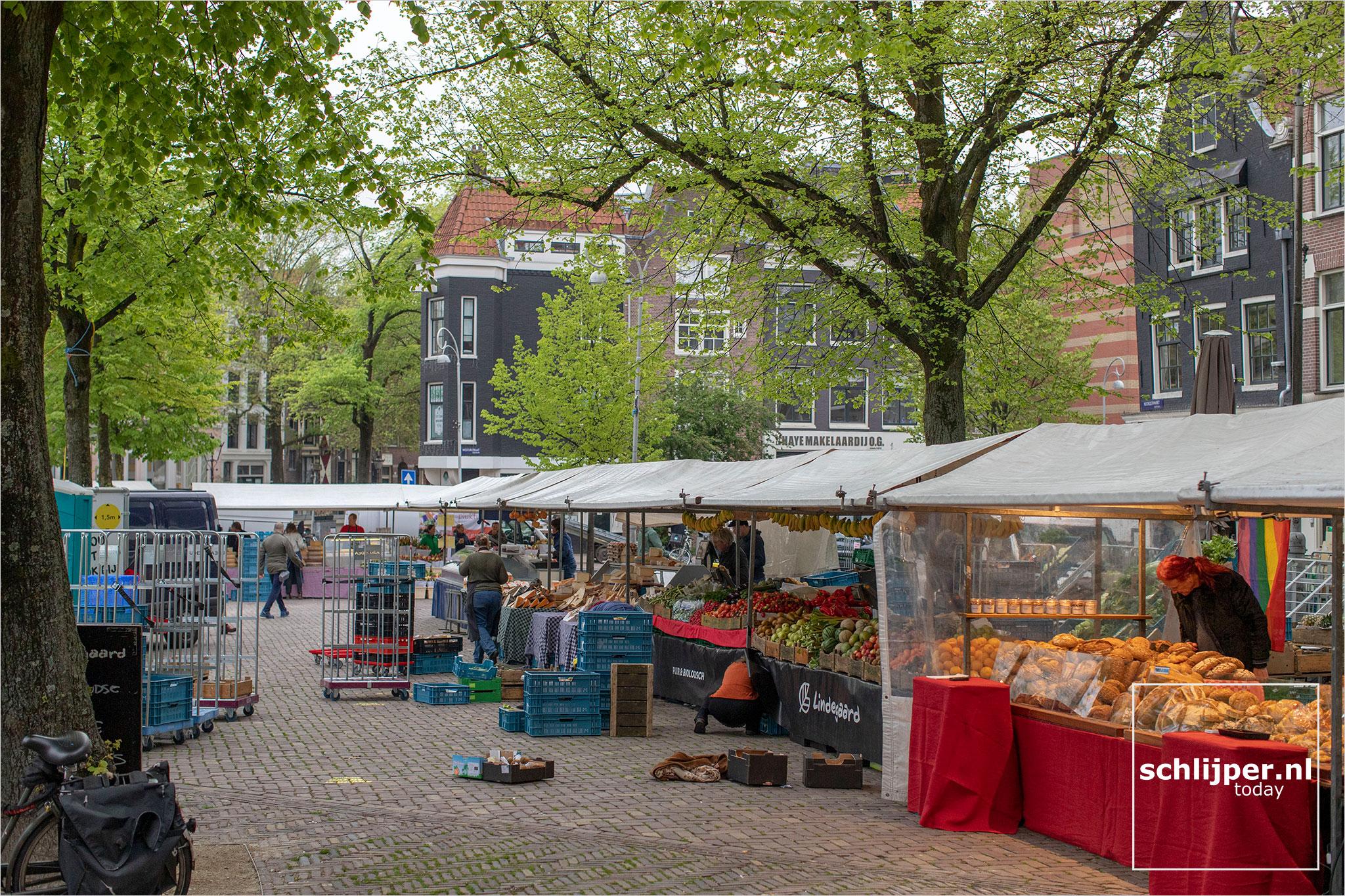 The Netherlands, Amsterdam, 15 mei 2021