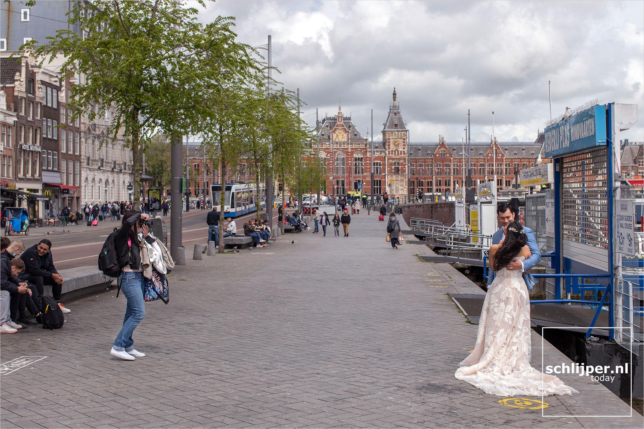 The Netherlands, Amsterdam, 16 mei 2021