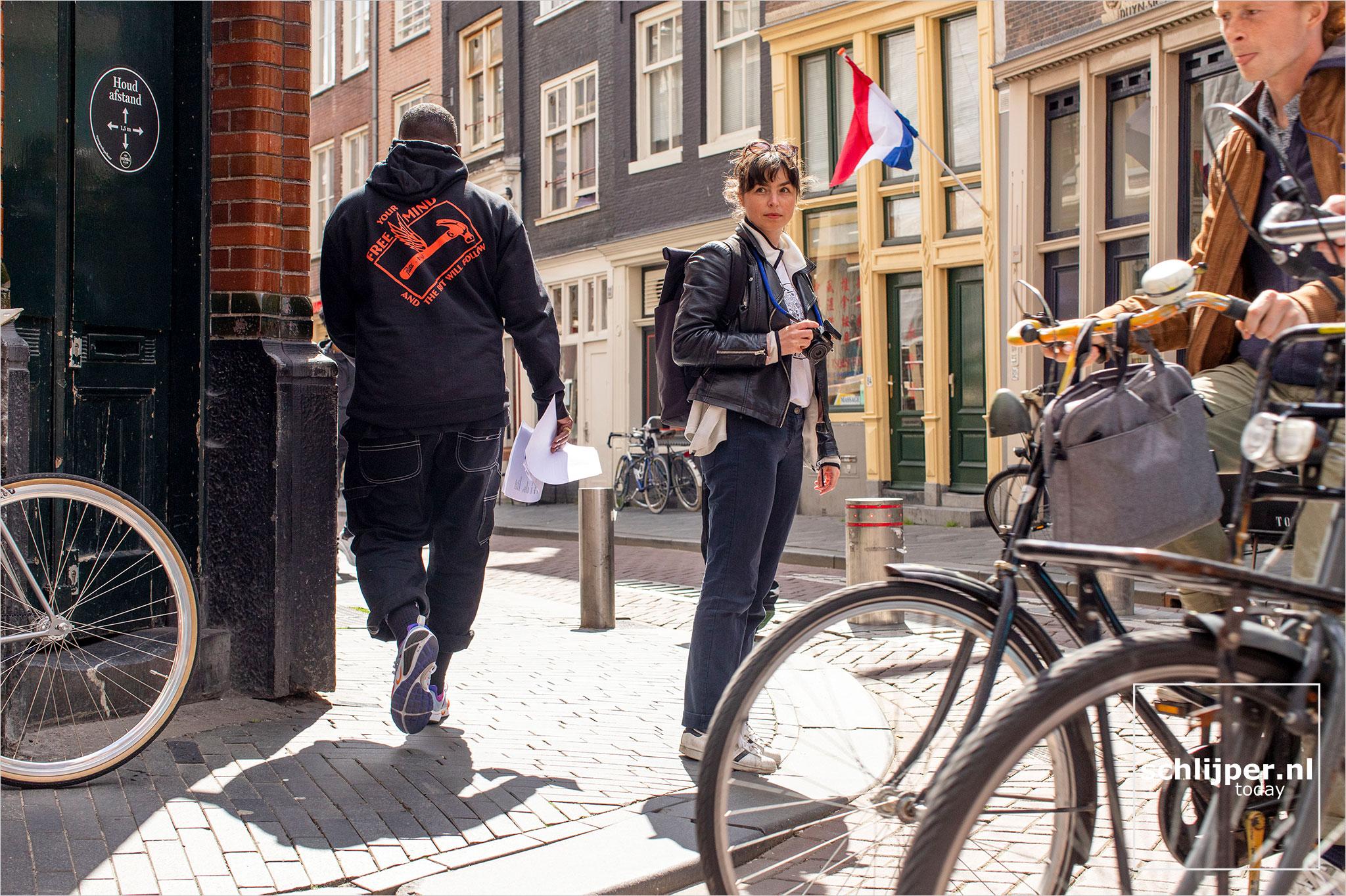 The Netherlands, Amsterdam, 18 mei 2021