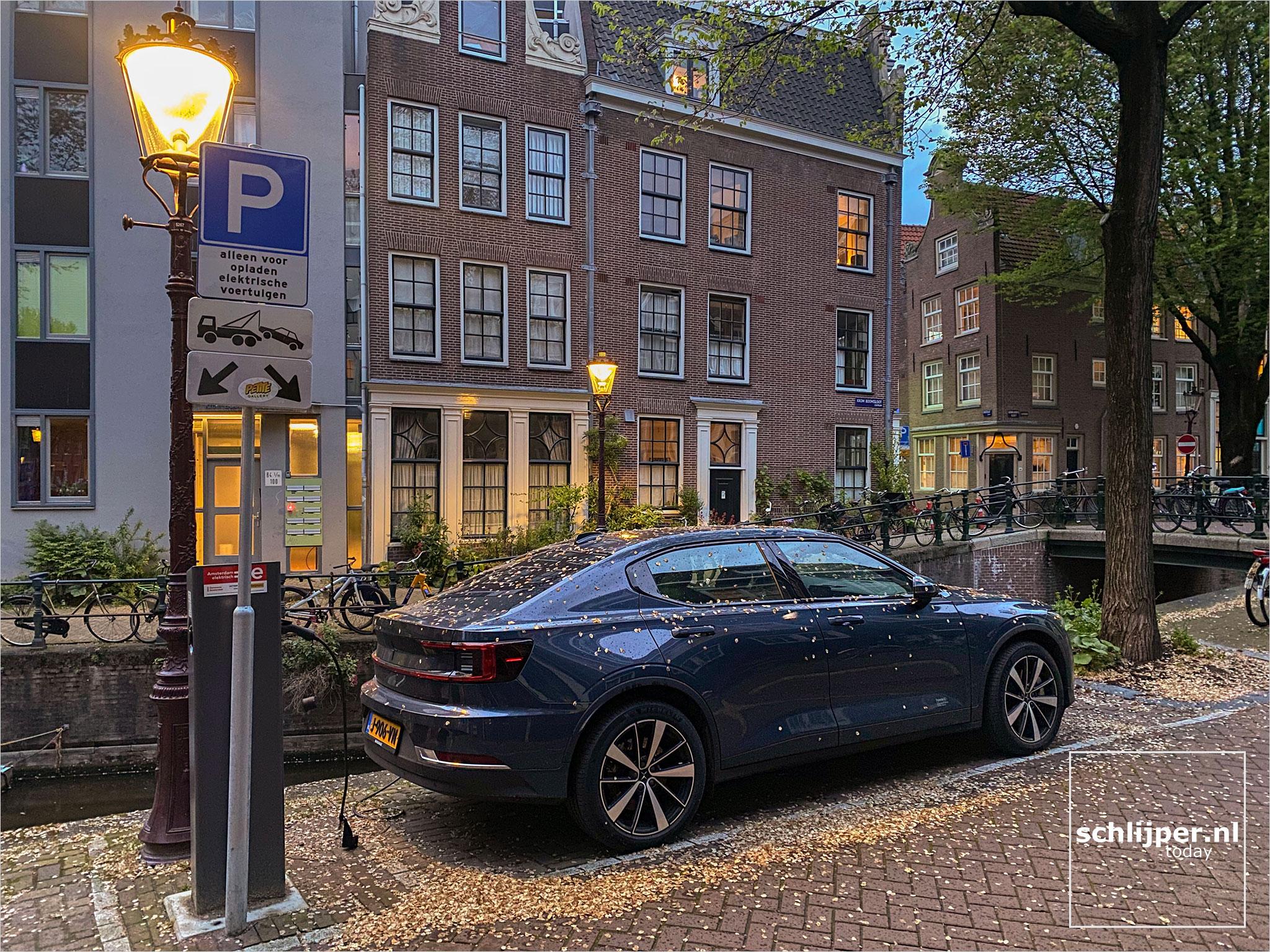 The Netherlands, Amsterdam, 20 mei 2021