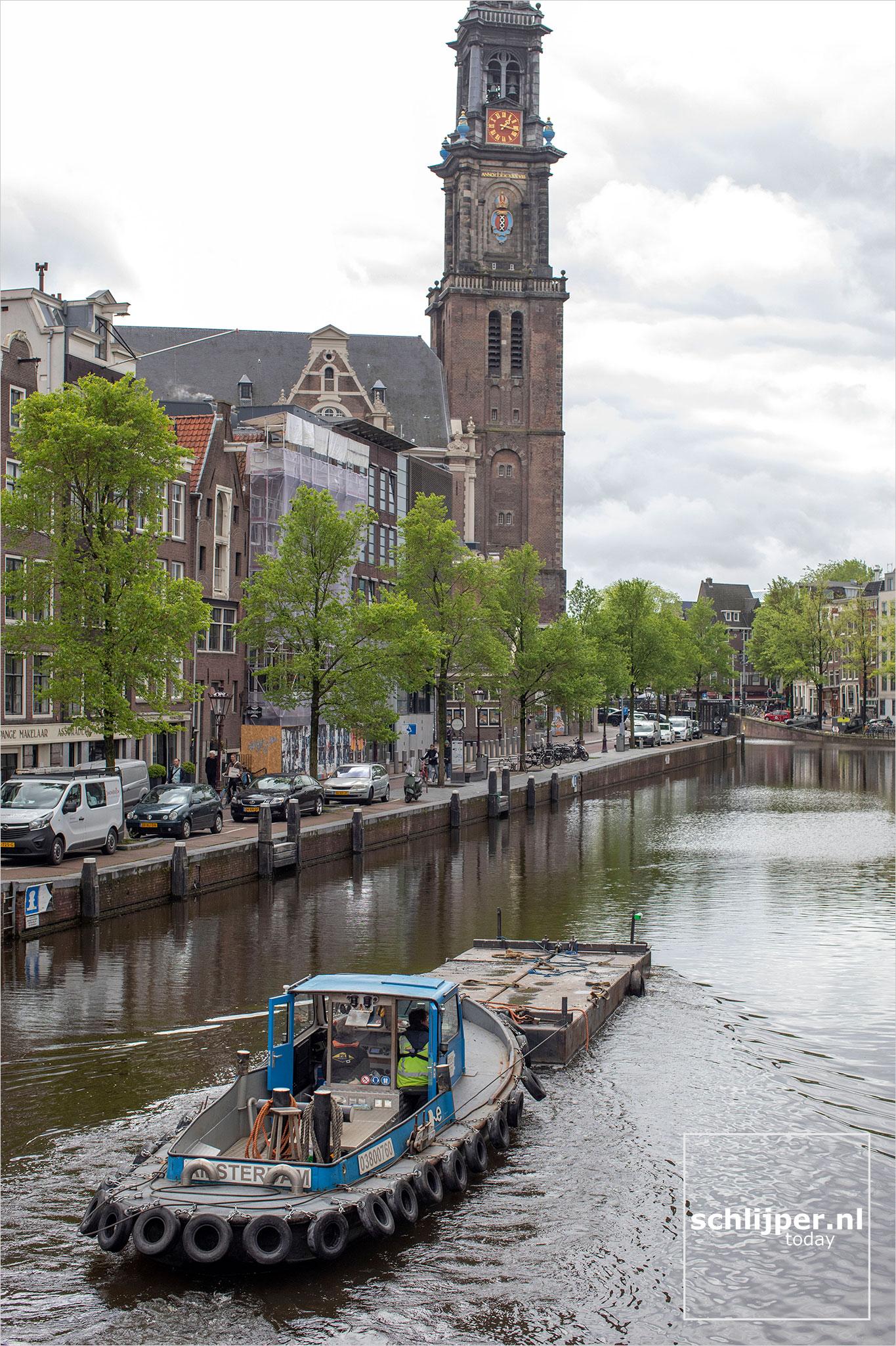 The Netherlands, Amsterdam, 27 mei 2021