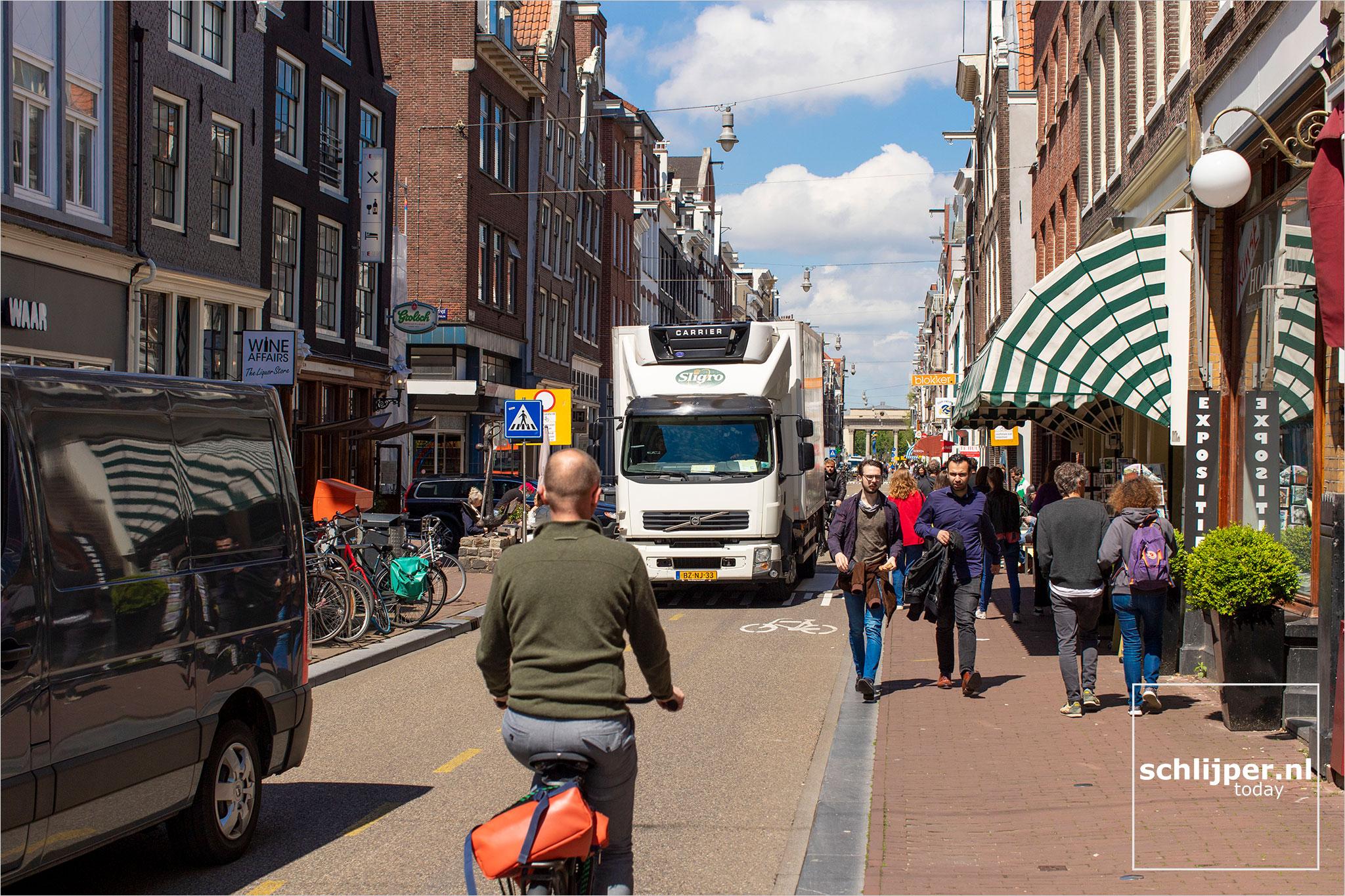 The Netherlands, Amsterdam, 28 mei 2021