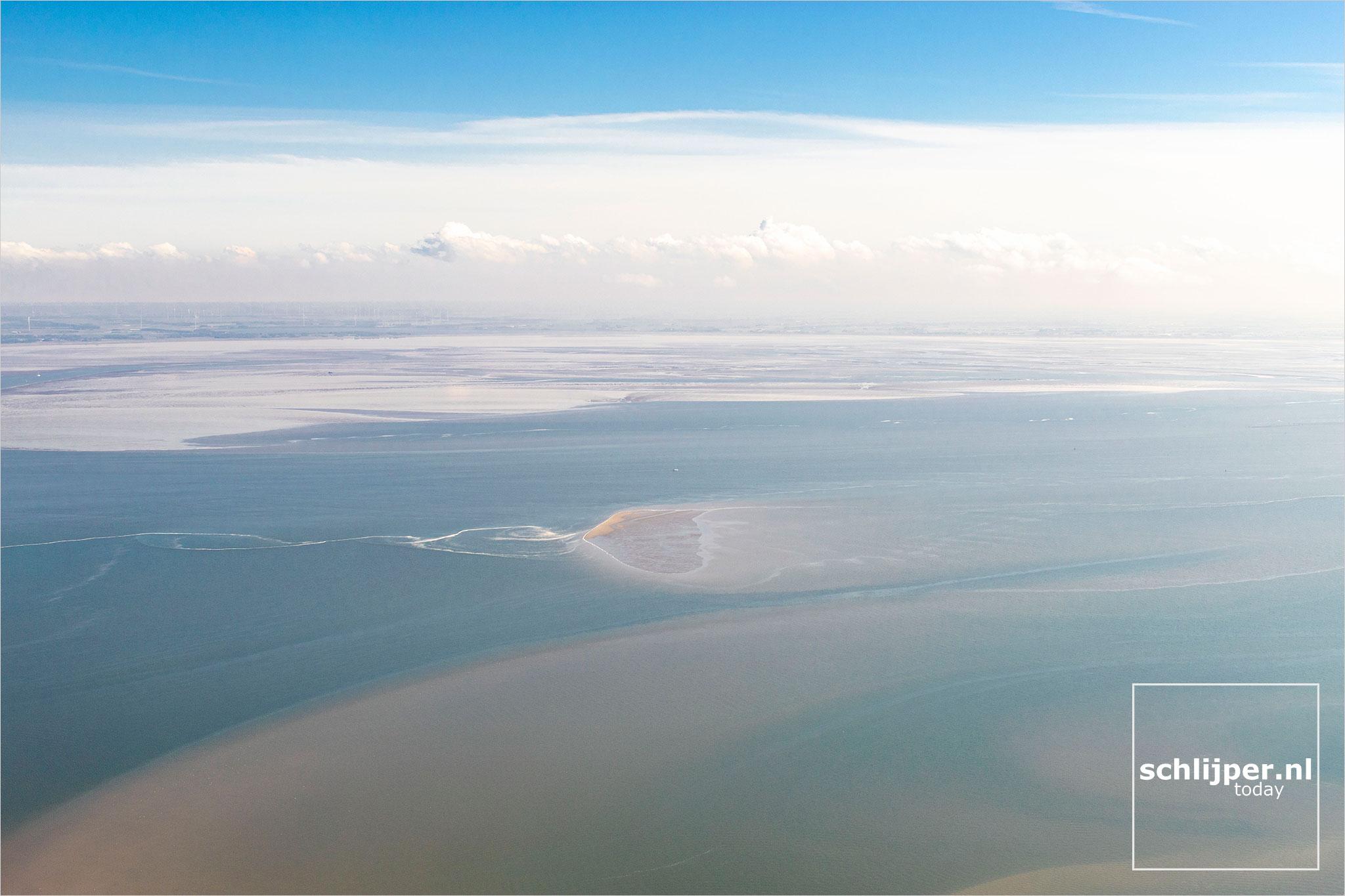 The Netherlands, Waddenzee, 28 mei 2021