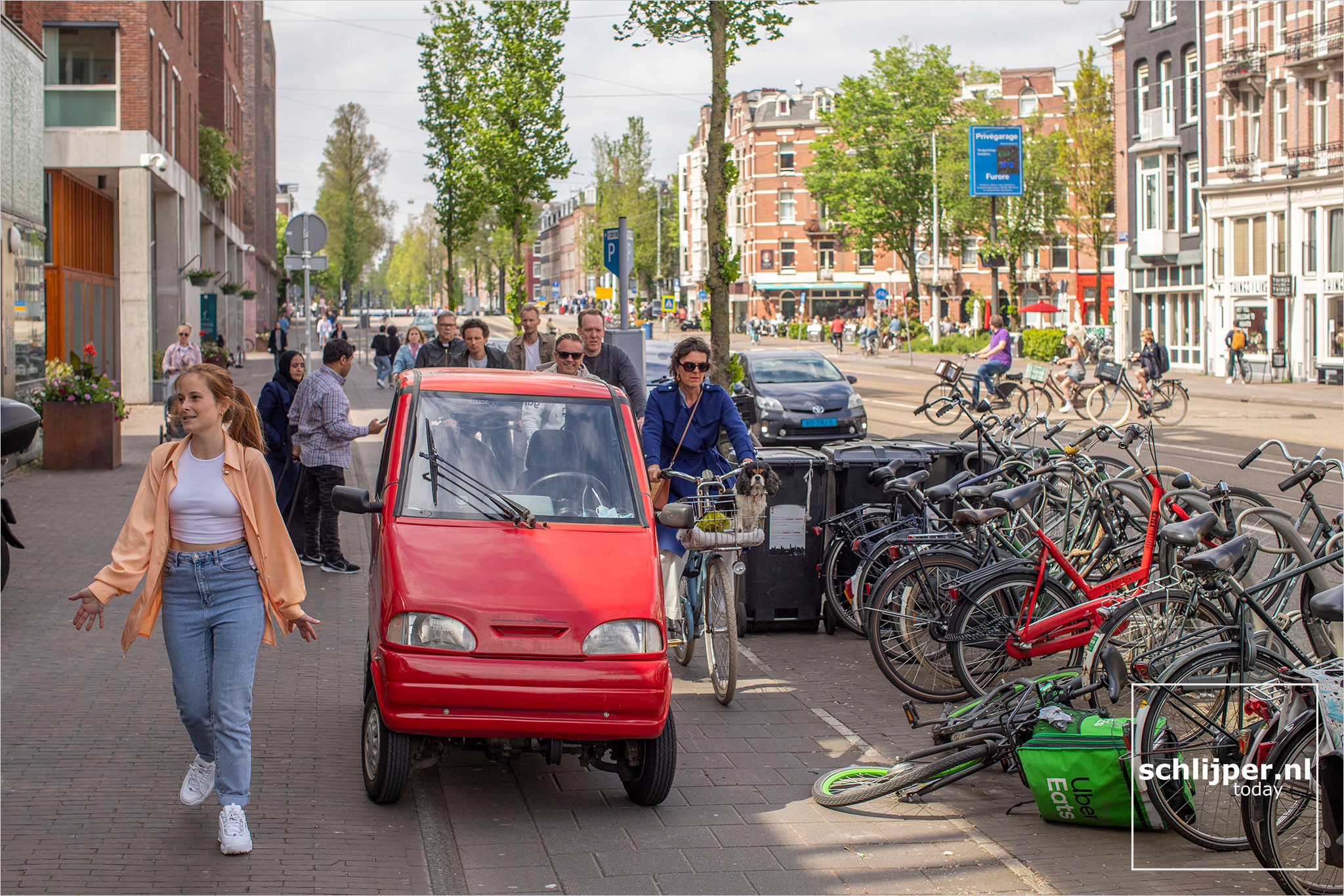 The Netherlands, Amsterdam, 29 mei 2021