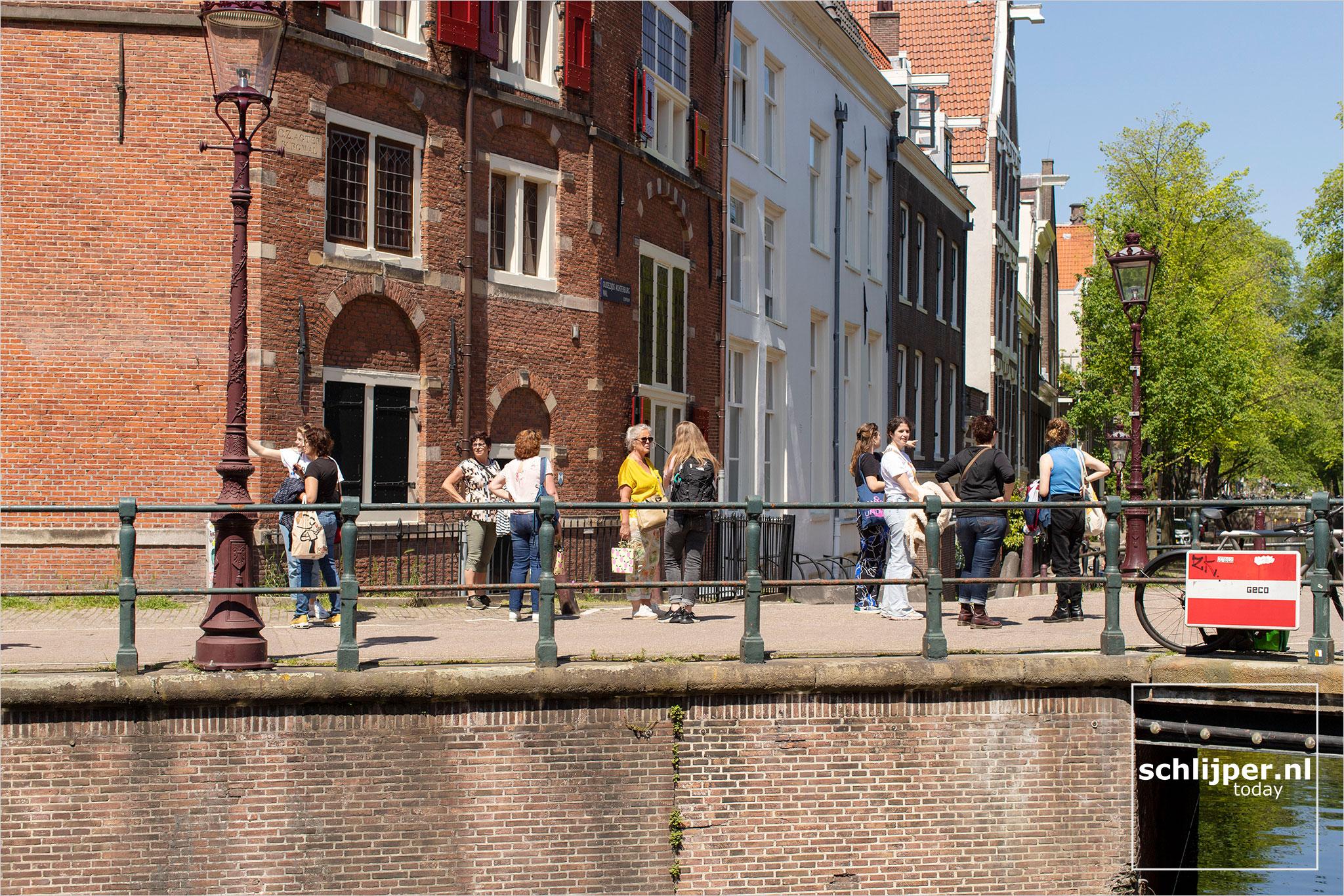 The Netherlands, Amsterdam, 30 mei 2021