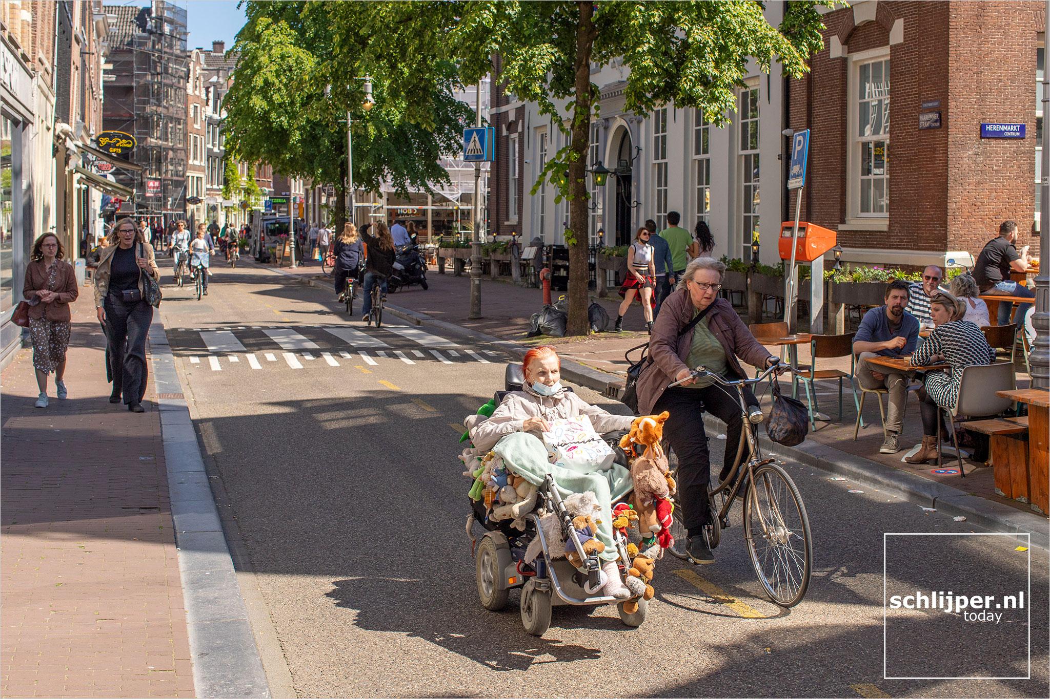 The Netherlands, Amsterdam, 31 mei 2021