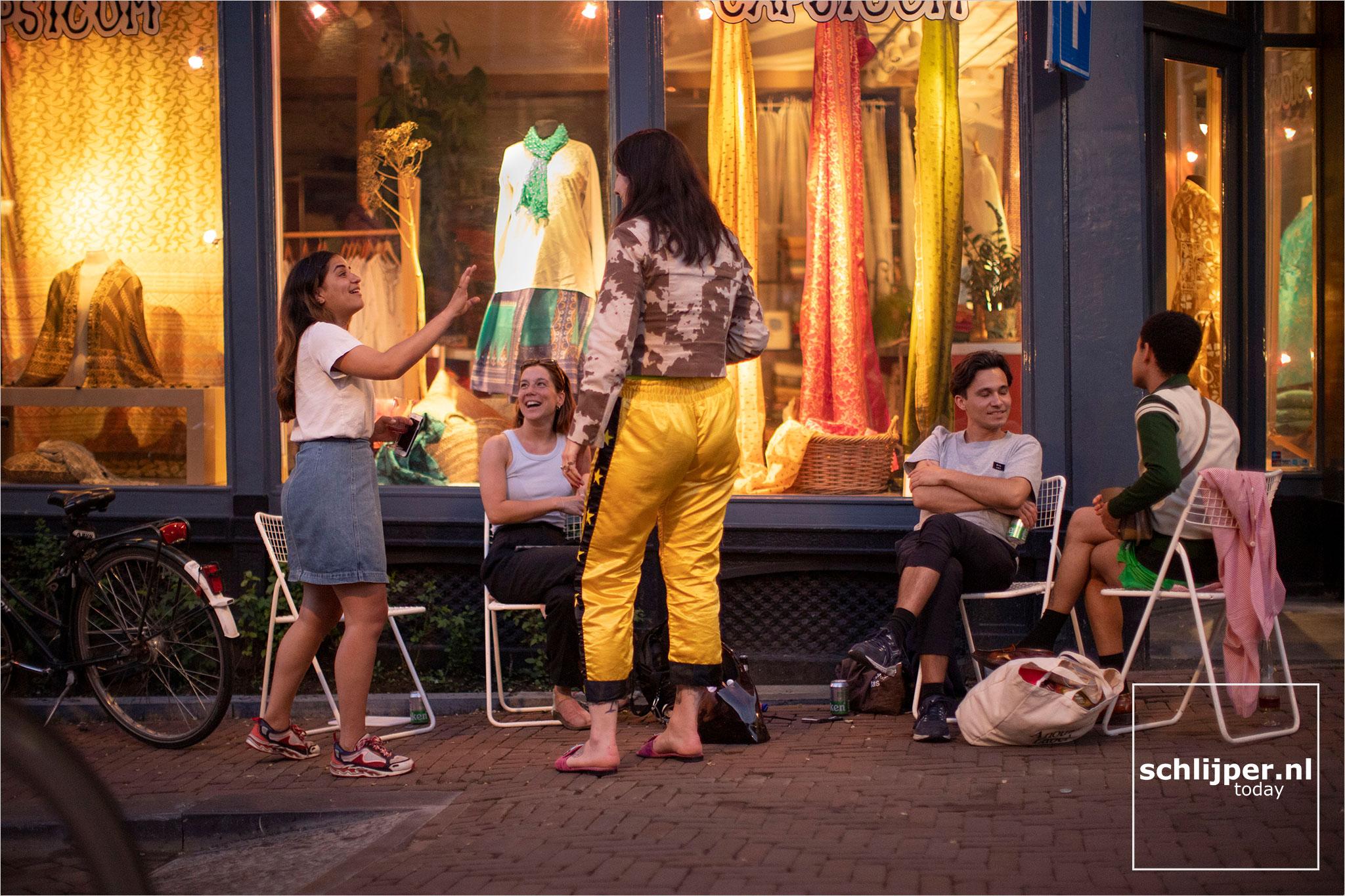 The Netherlands, Amsterdam, 1 juni 2021
