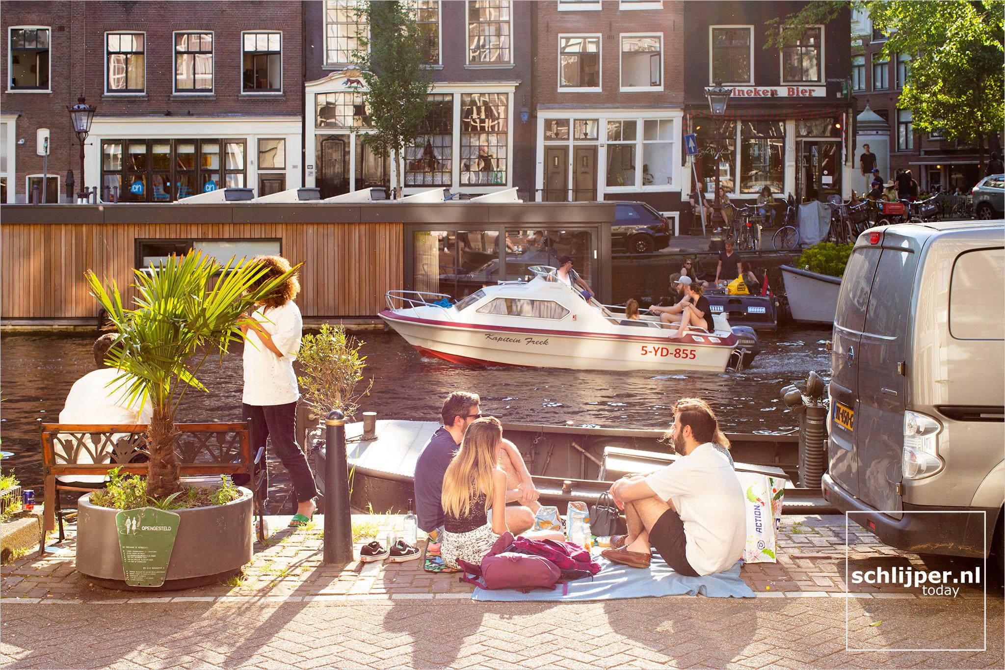 The Netherlands, Amsterdam, 2 juni 2021