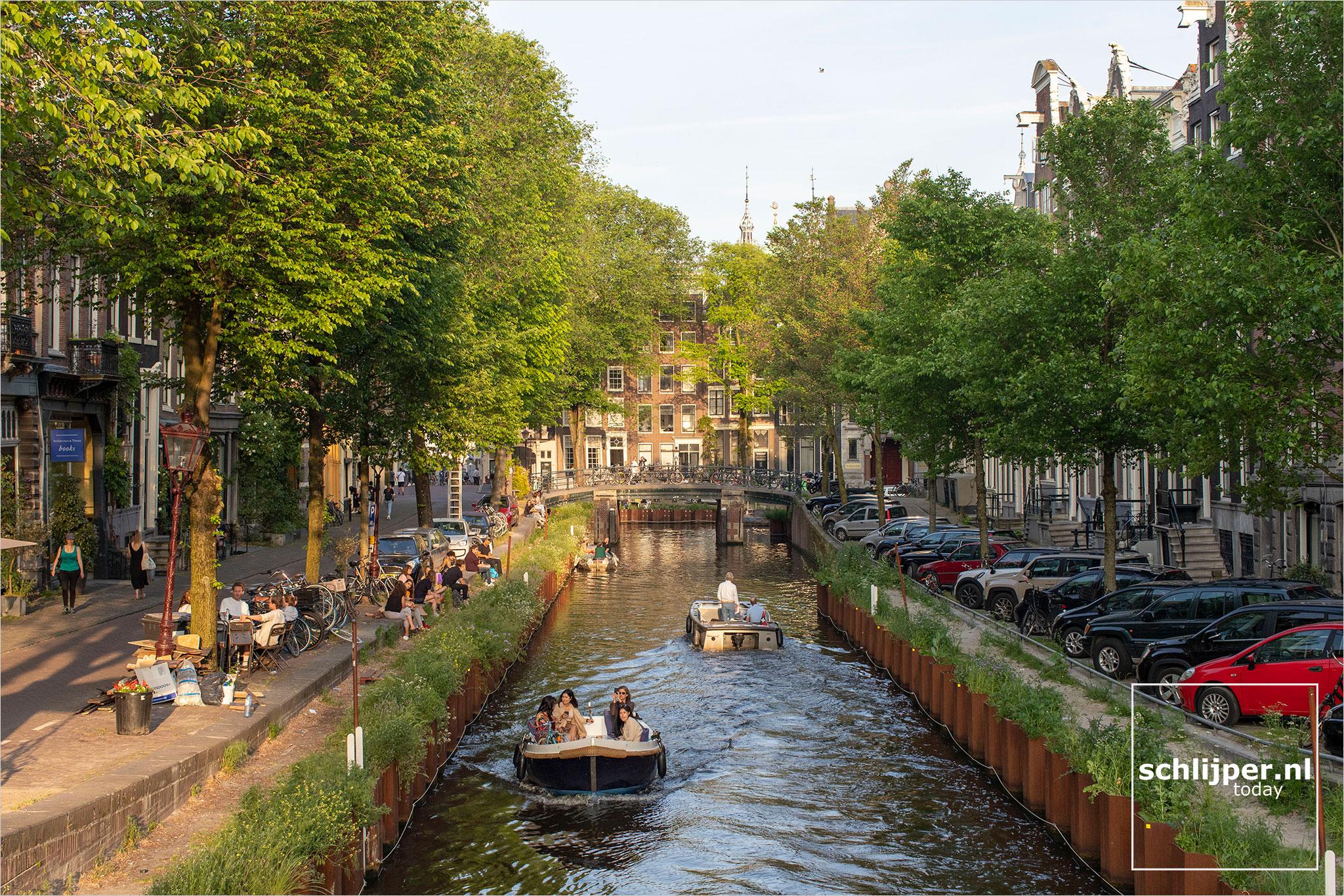 The Netherlands, Amsterdam, 3 juni 2021
