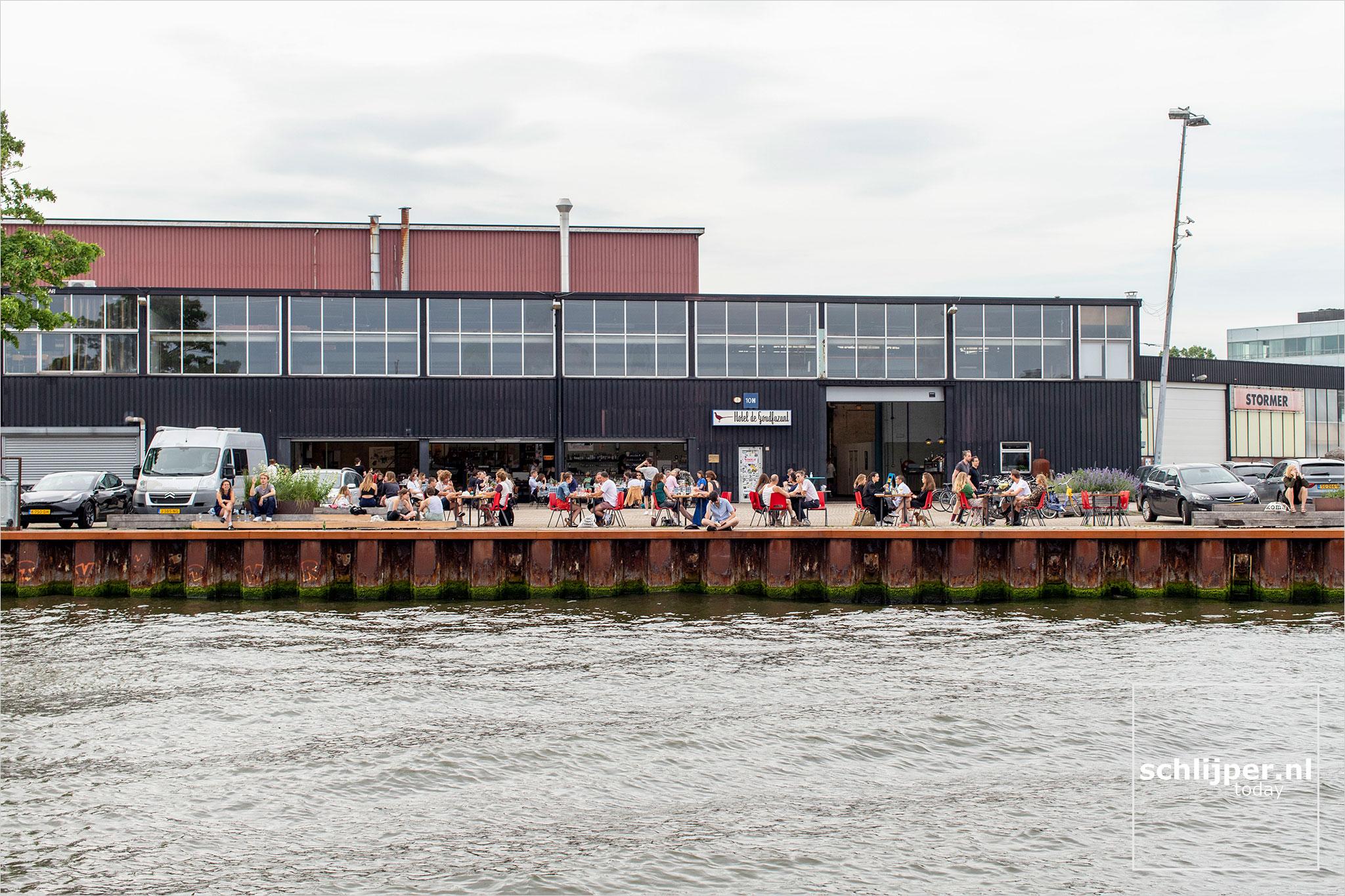 The Netherlands, Amsterdam, 4 juni 2021
