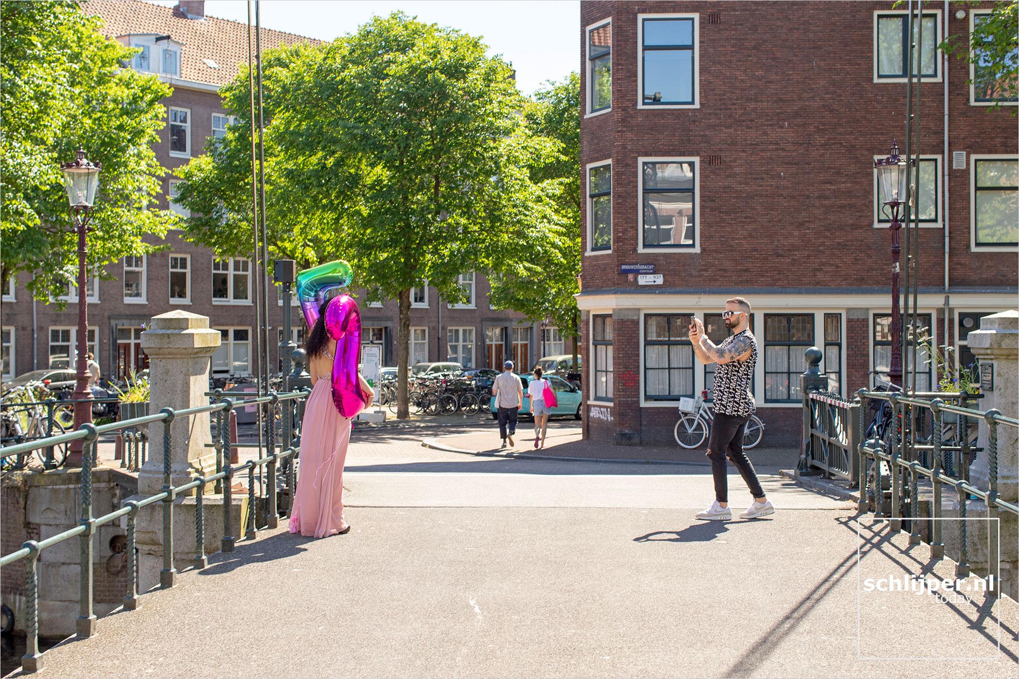 The Netherlands, Amsterdam, 6 juni 2021
