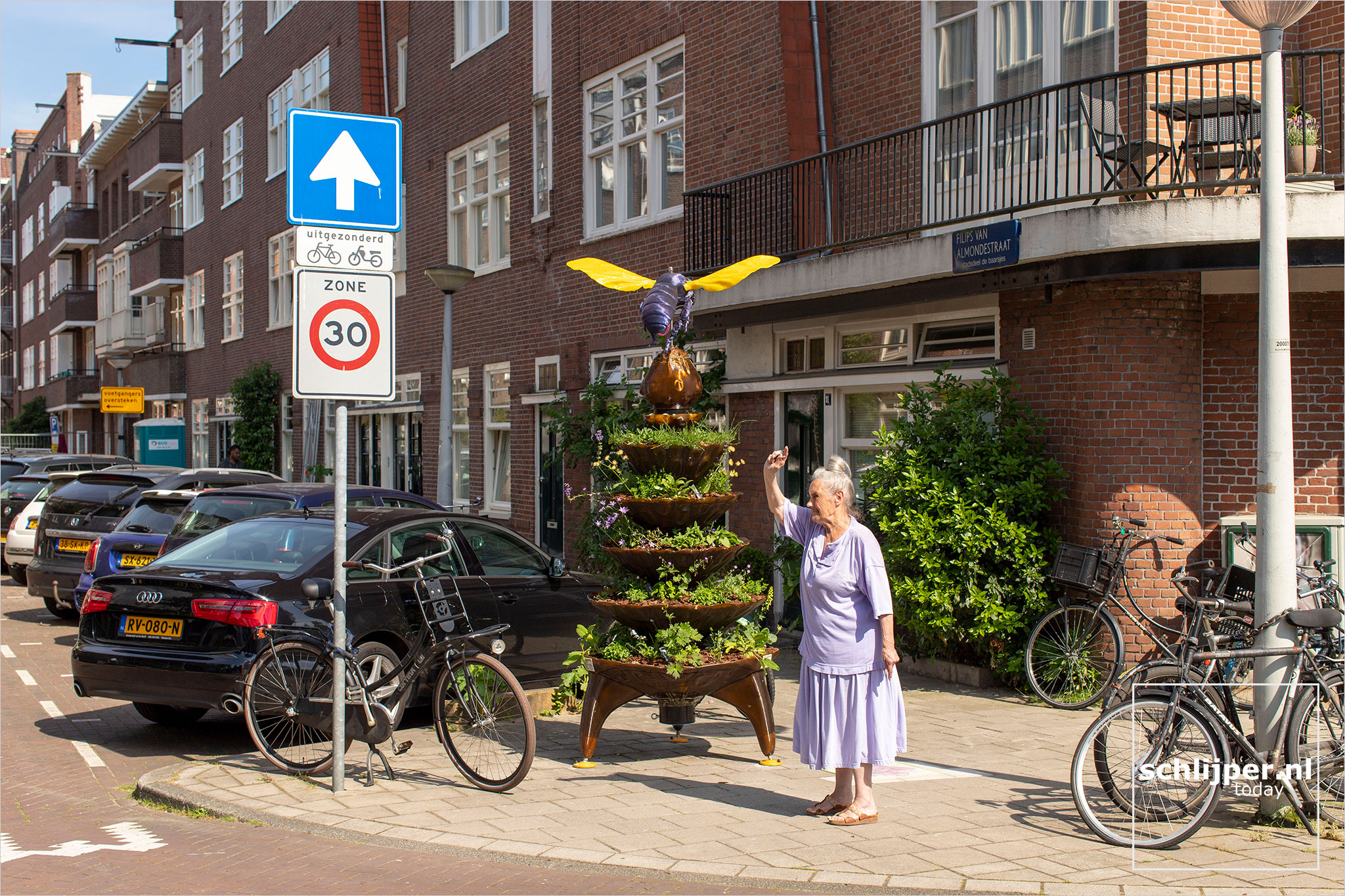 The Netherlands, Amsterdam 8 juni 2021