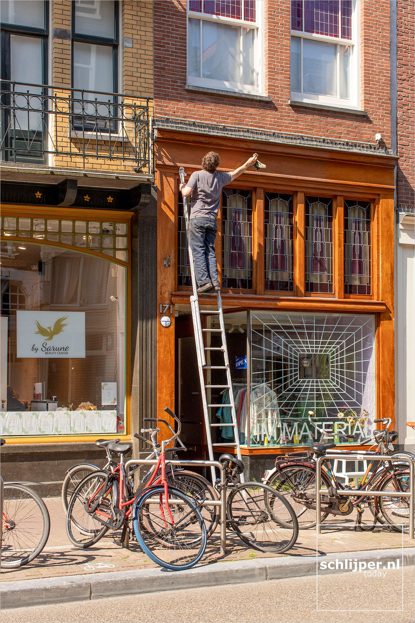 The Netherlands, Amsterdam 9 juni 2021