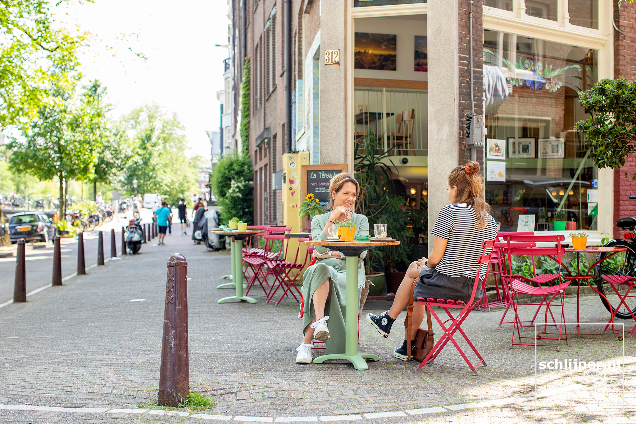 The Netherlands, Amsterdam, 9 juni 2021