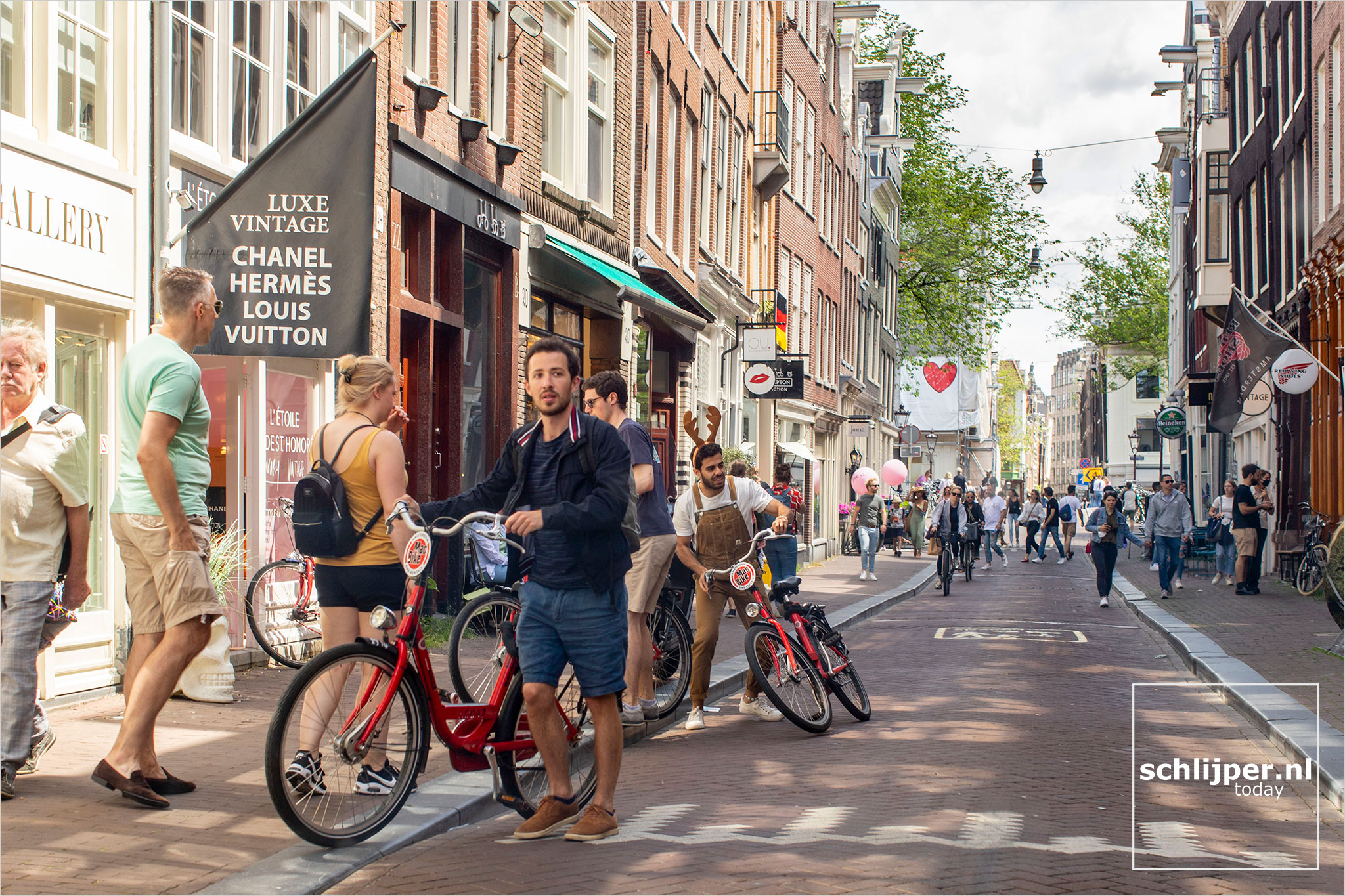The Netherlands, Amsterdam, 12 juni 2021