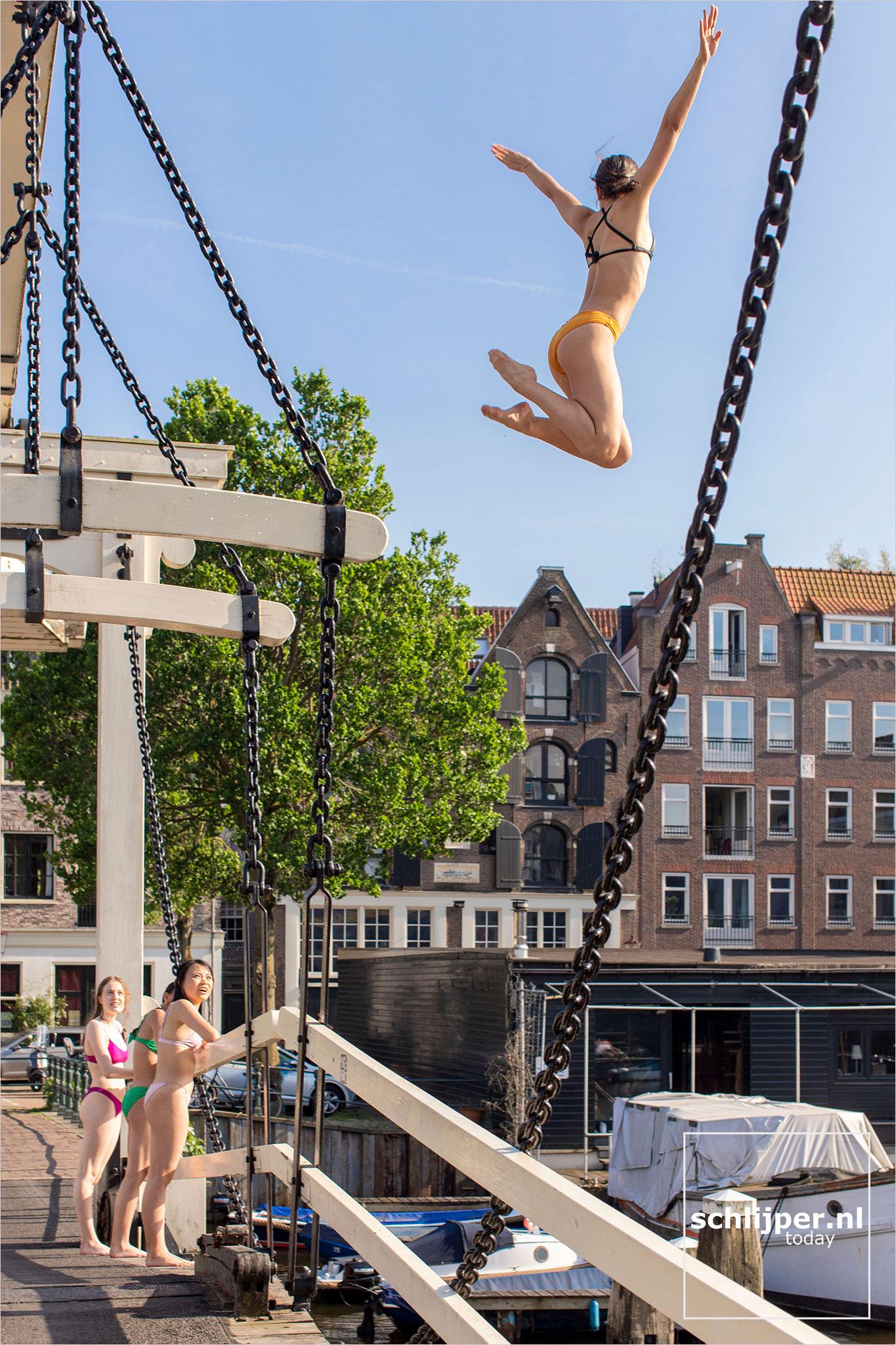 The Netherlands, Amsterdam, 14 juni 2021
