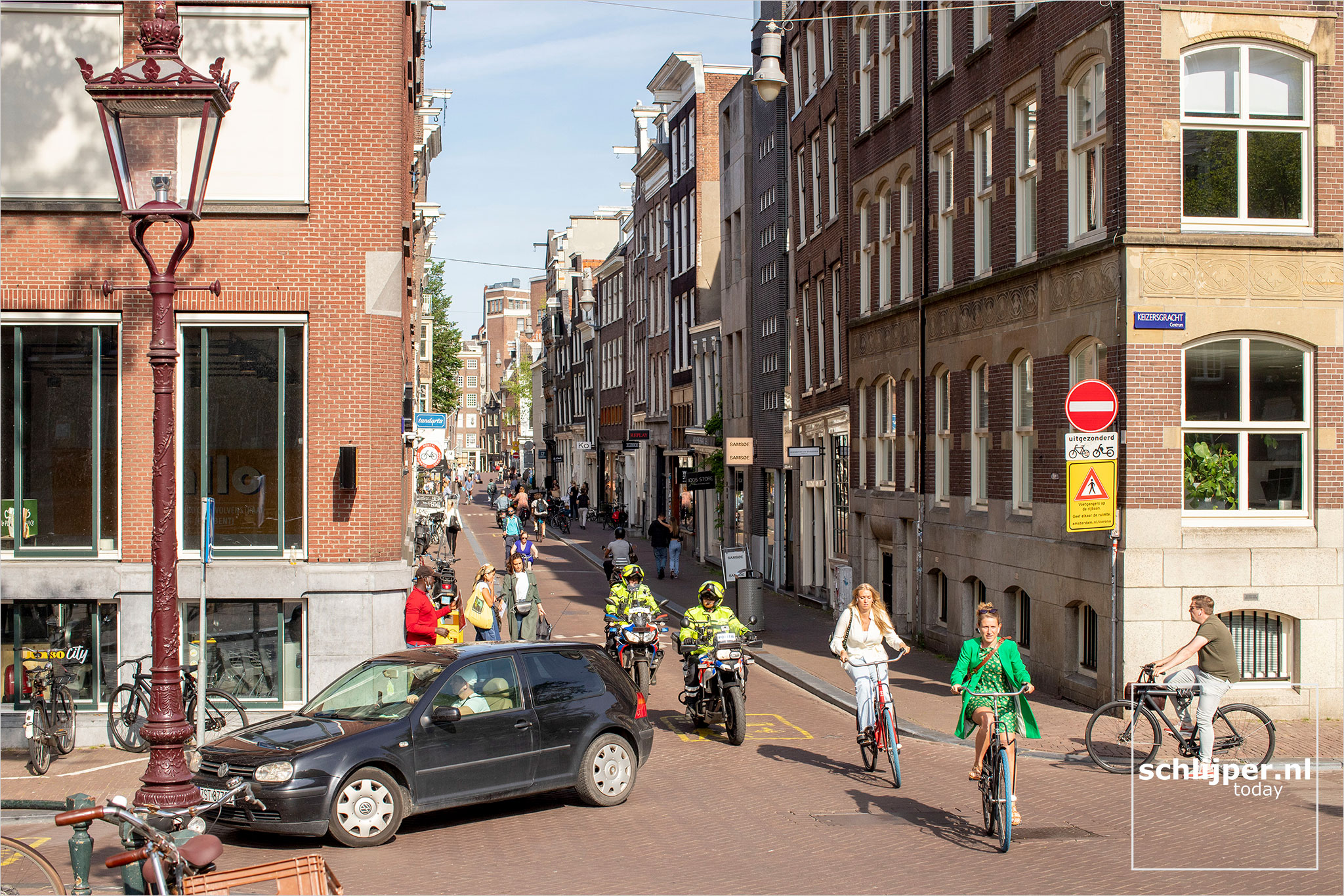The Netherlands, Amsterdam, 15 juni 2021