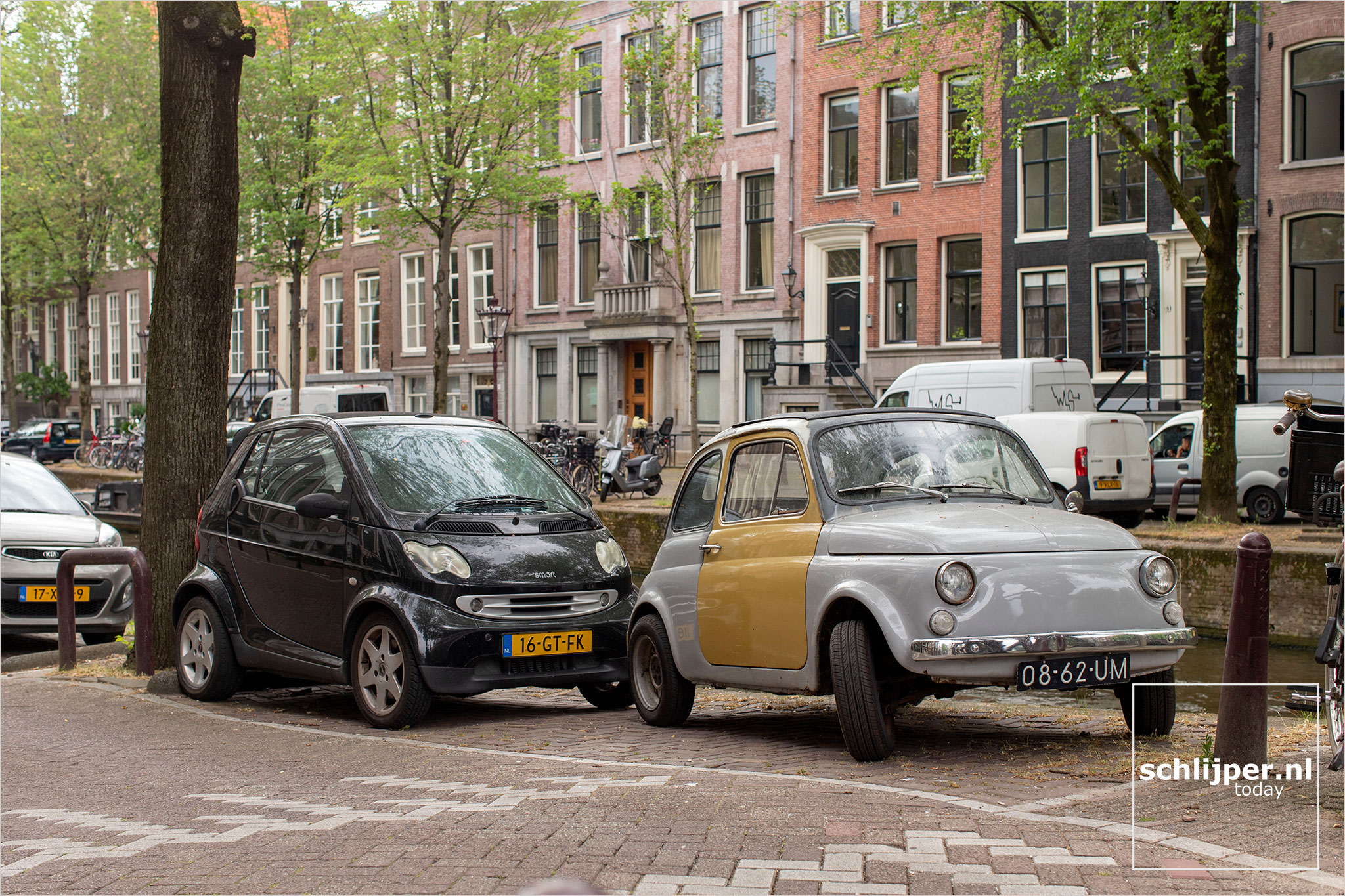 The Netherlands, Amsterdam, 17 juni 2021