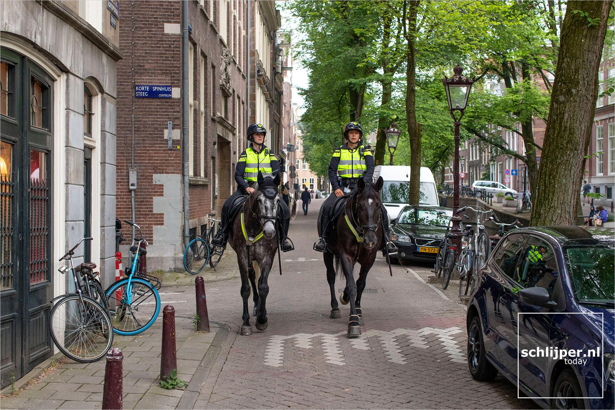 The Netherlands, Amsterdam, 19 juni 2021