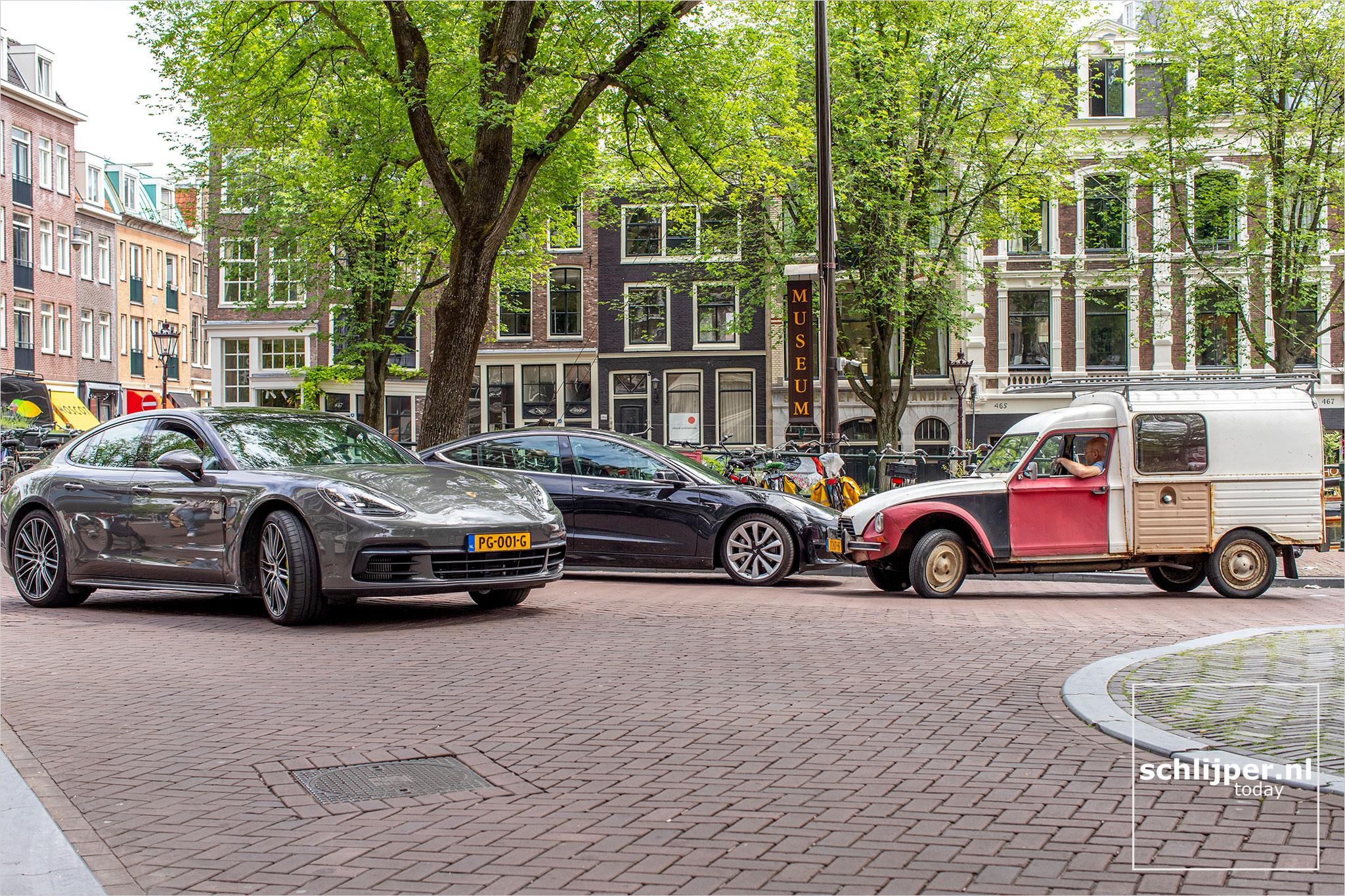 The Netherlands, Amsterdam, 23 juni 2021