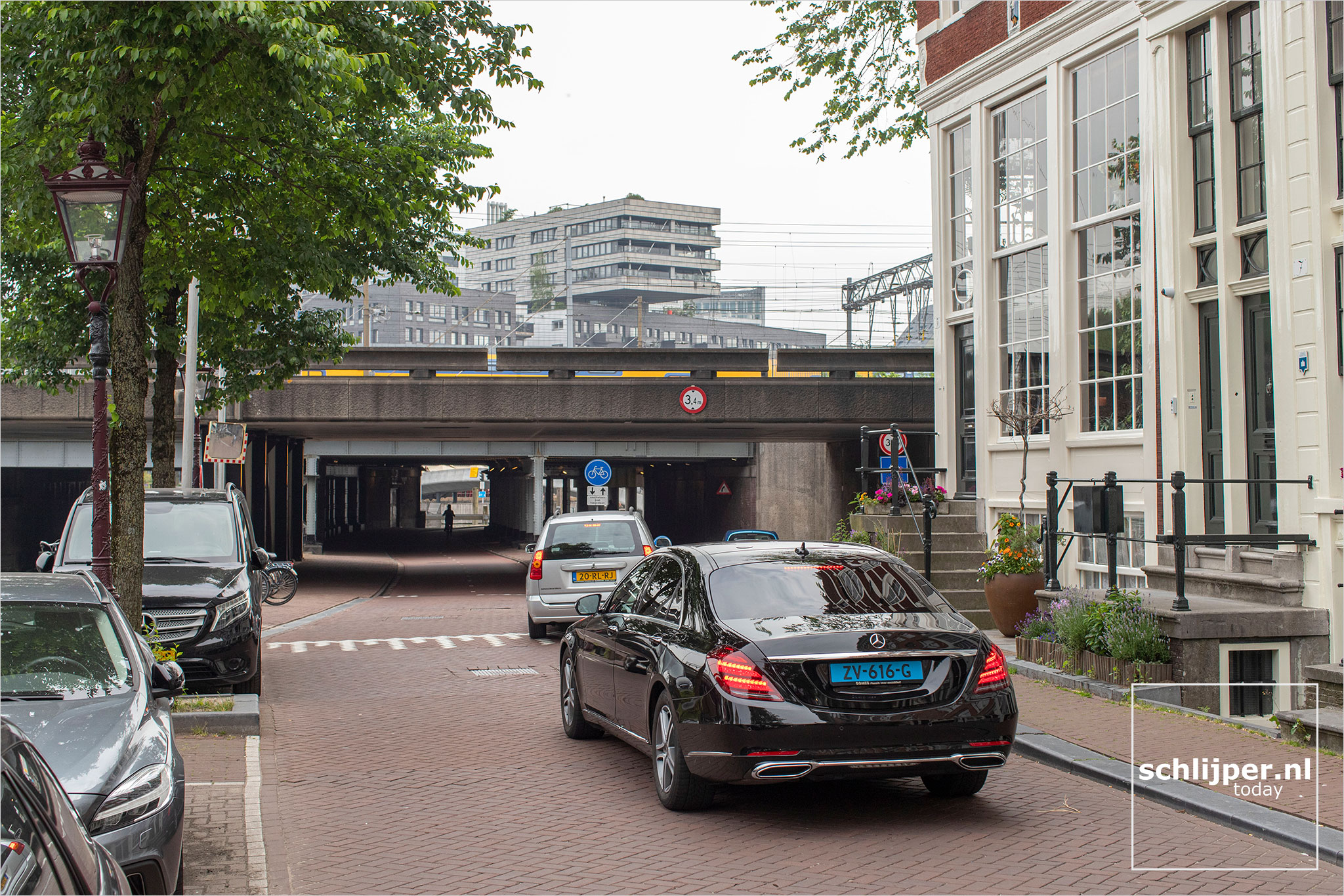 The Netherlands, Amsterdam, 25 juni 2021
