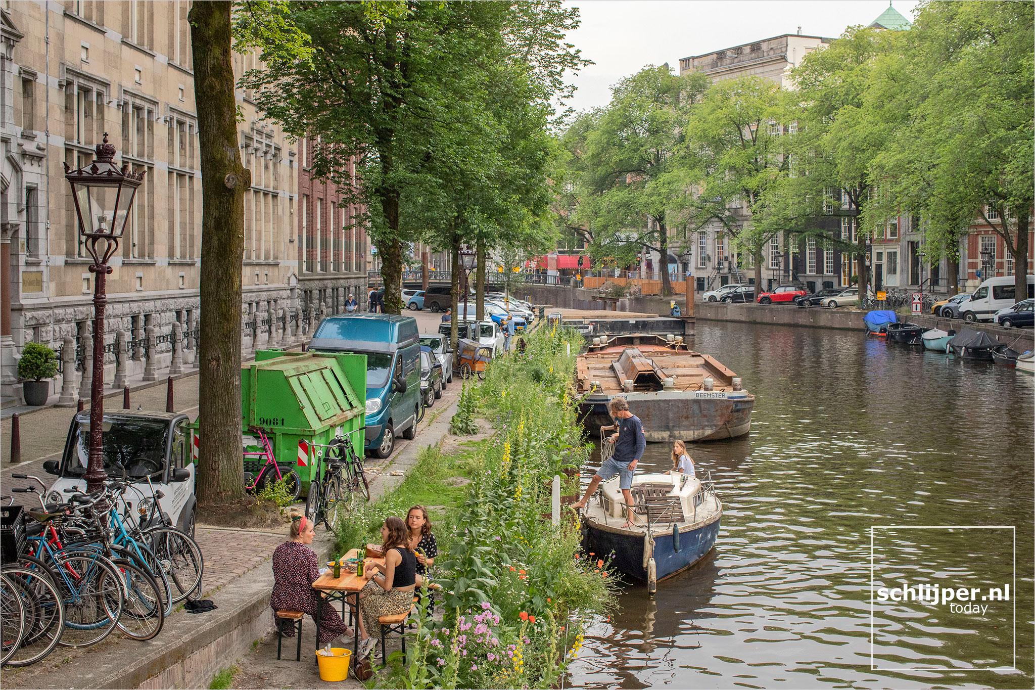 The Netherlands, Amsterdam, 26 juni 2021
