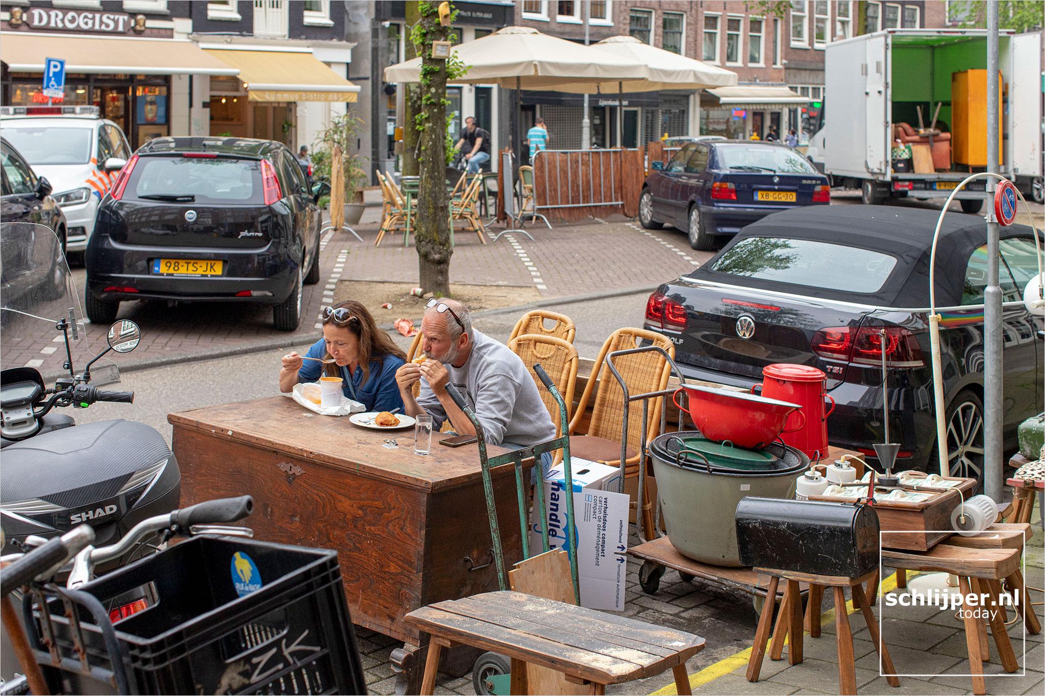 The Netherlands, Amsterdam, 28 juni 2021