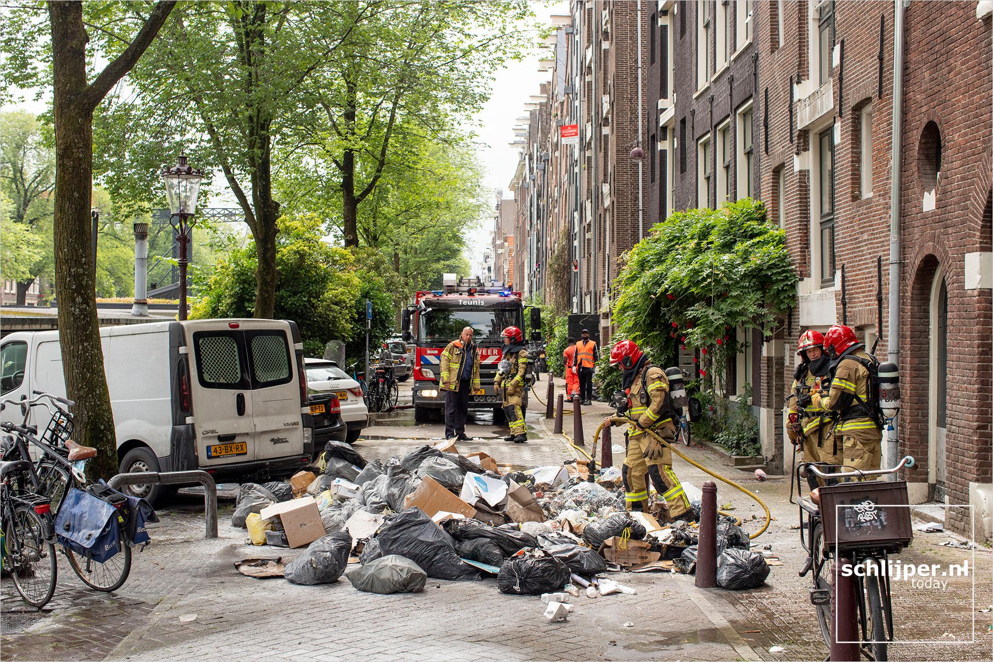 The Netherlands, Amsterdam, 2 juli 2021