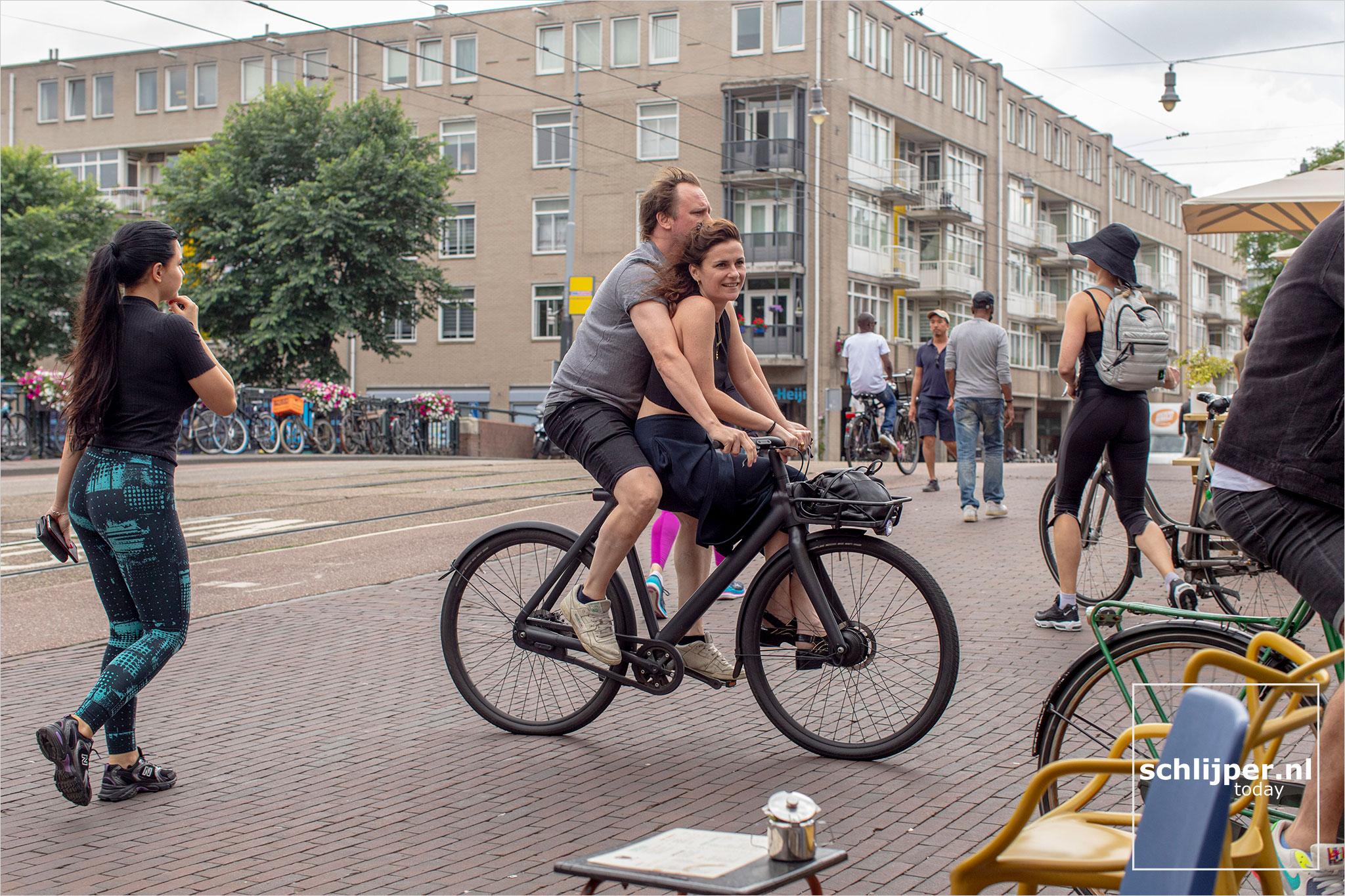 The Netherlands, Amsterdam, 4 juli 2021