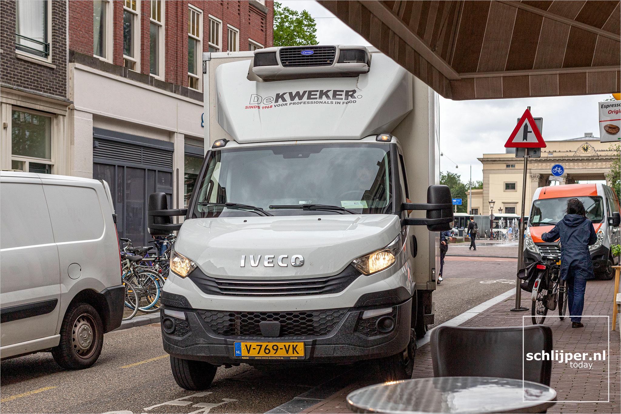 The Netherlands, Amsterdam, 5 juli 2021