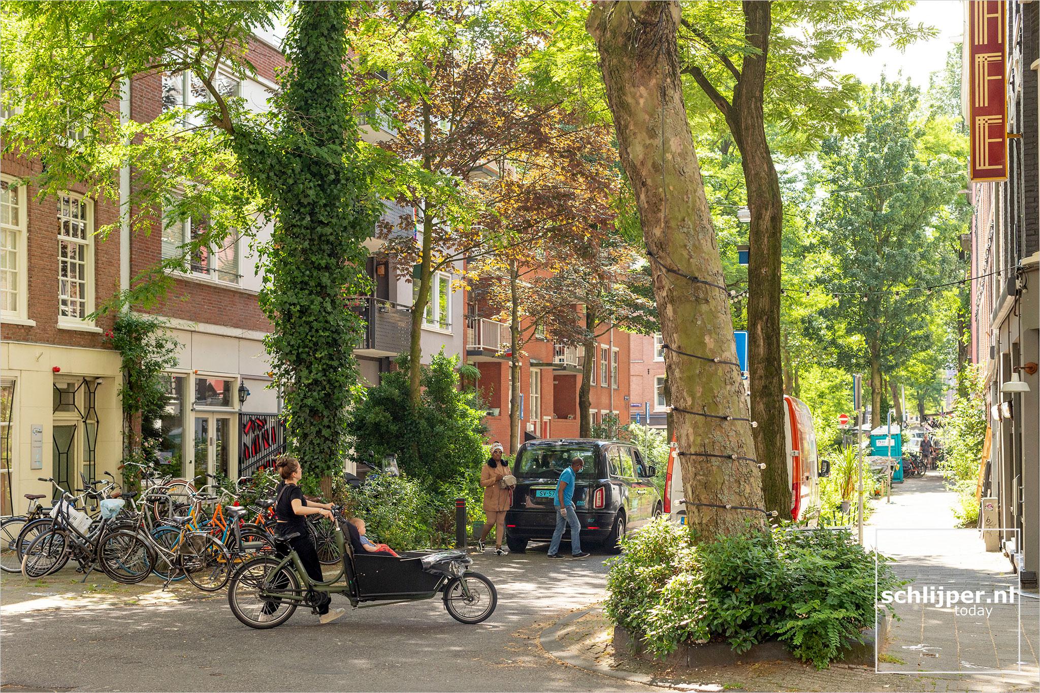 The Netherlands, Amsterdam, 8 juli 2021