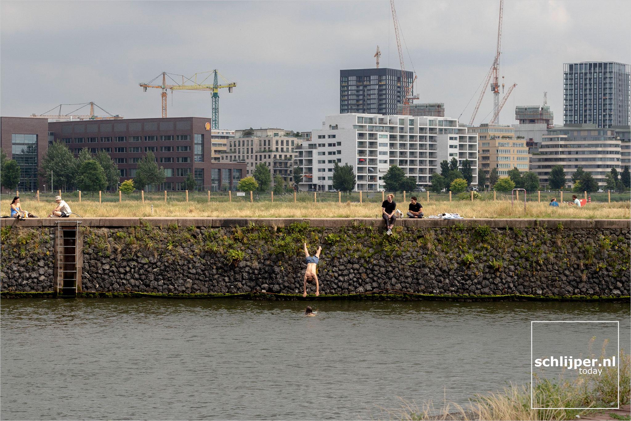 The Netherlands, Amsterdam, 9 juli 2021