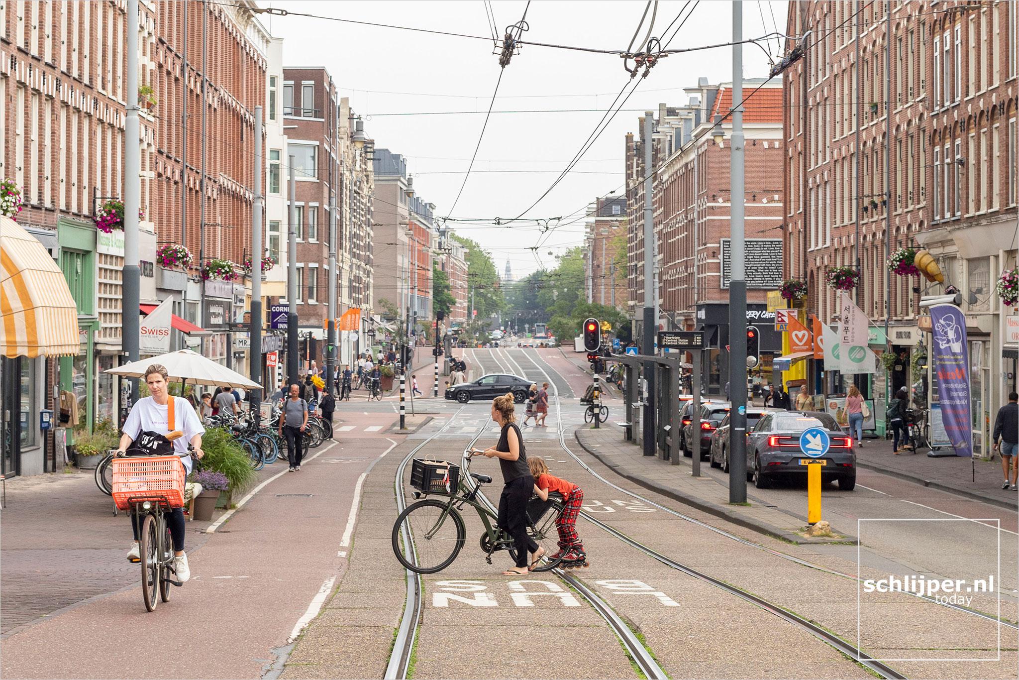 The Netherlands, Amsterdam, 10 juli 2021