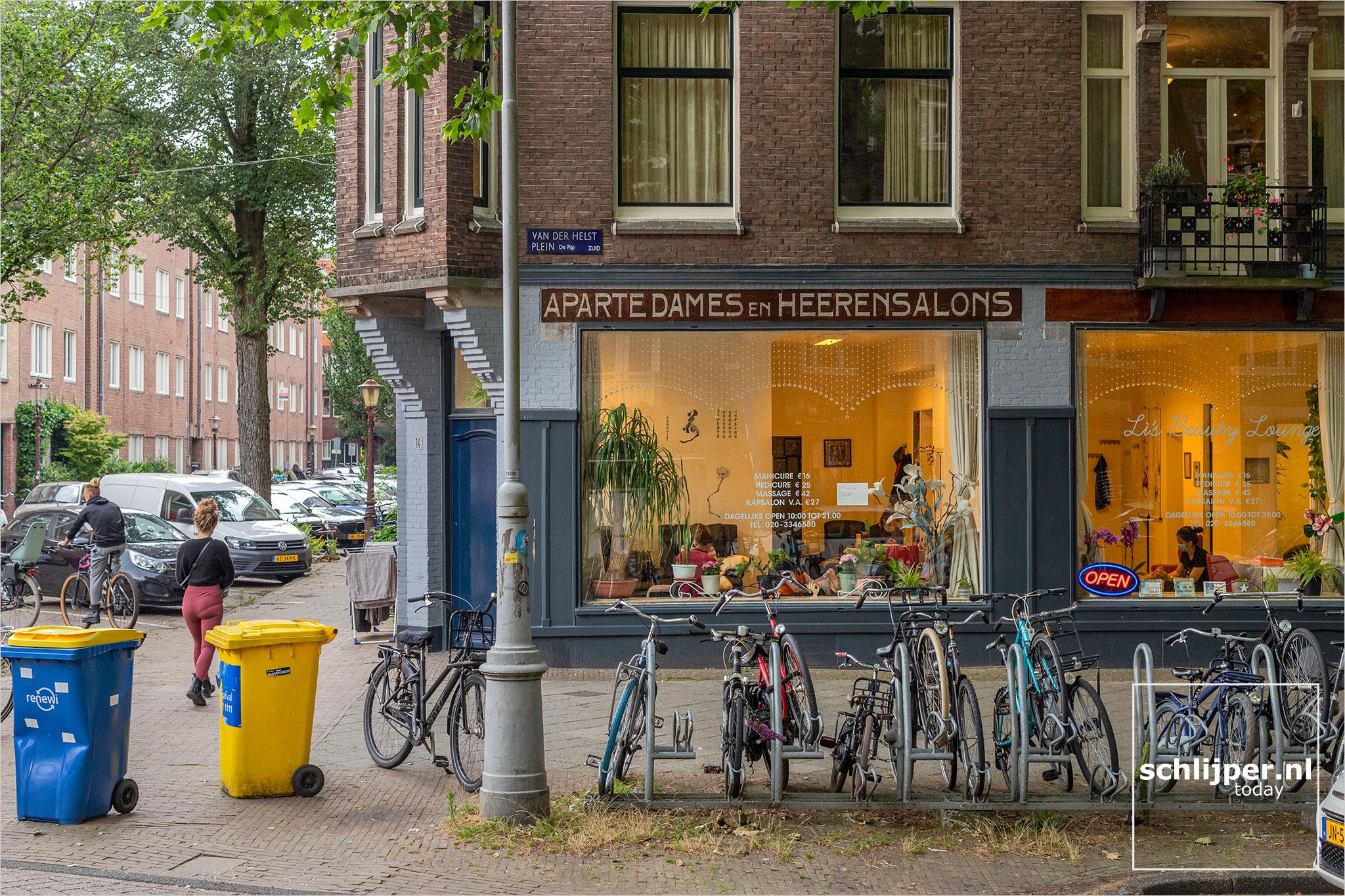 The Netherlands, Amsterdam, 12 juli 2021