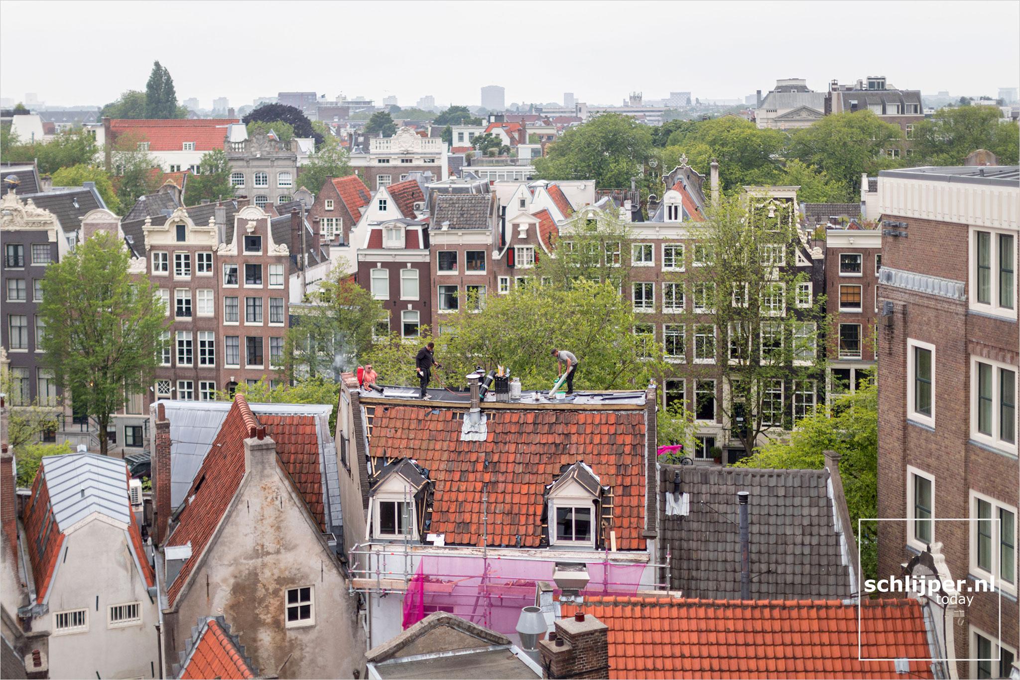 The Netherlands, Amsterdam, 13 juli 2021