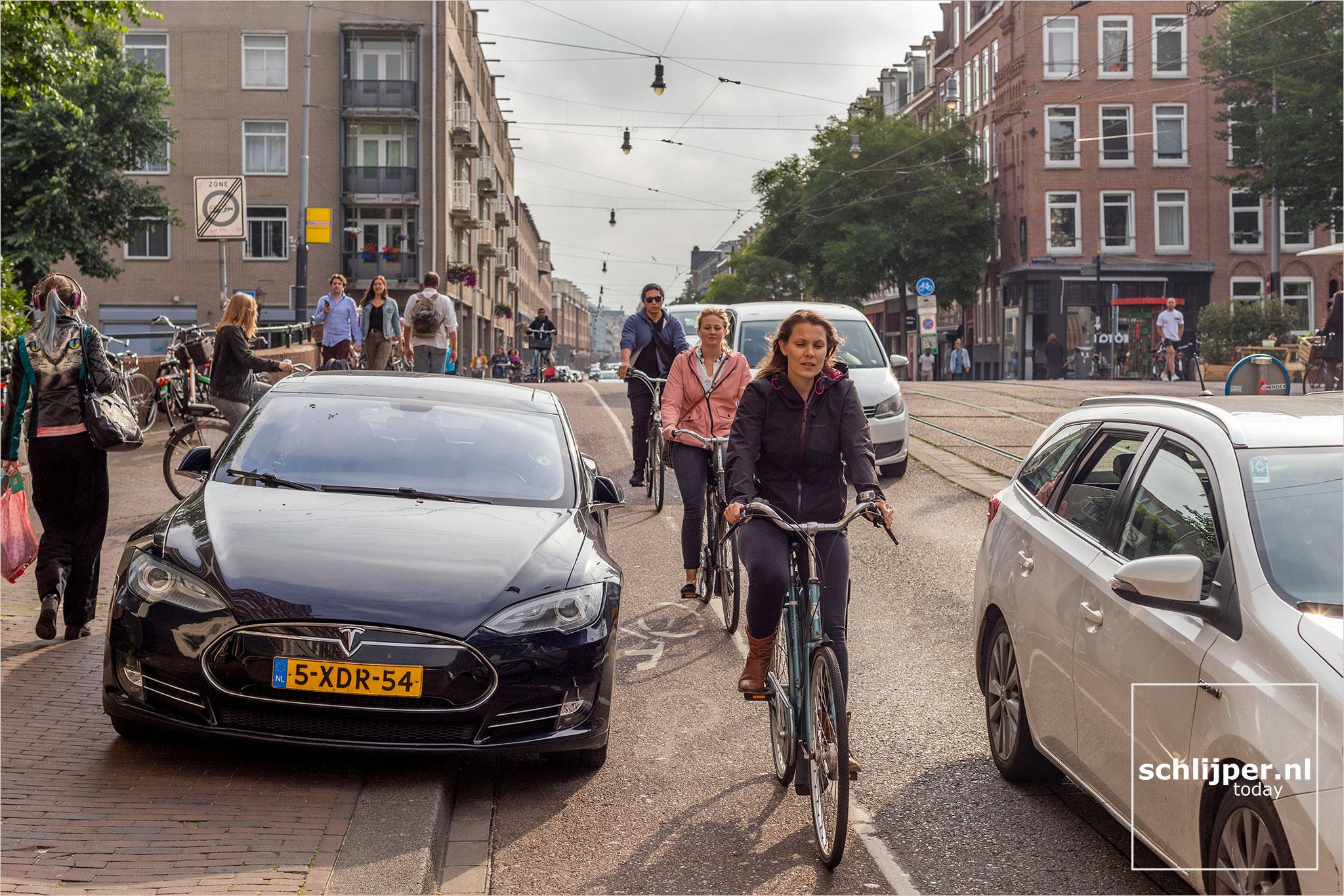 The Netherlands, Amsterdam, 14 juli 2021
