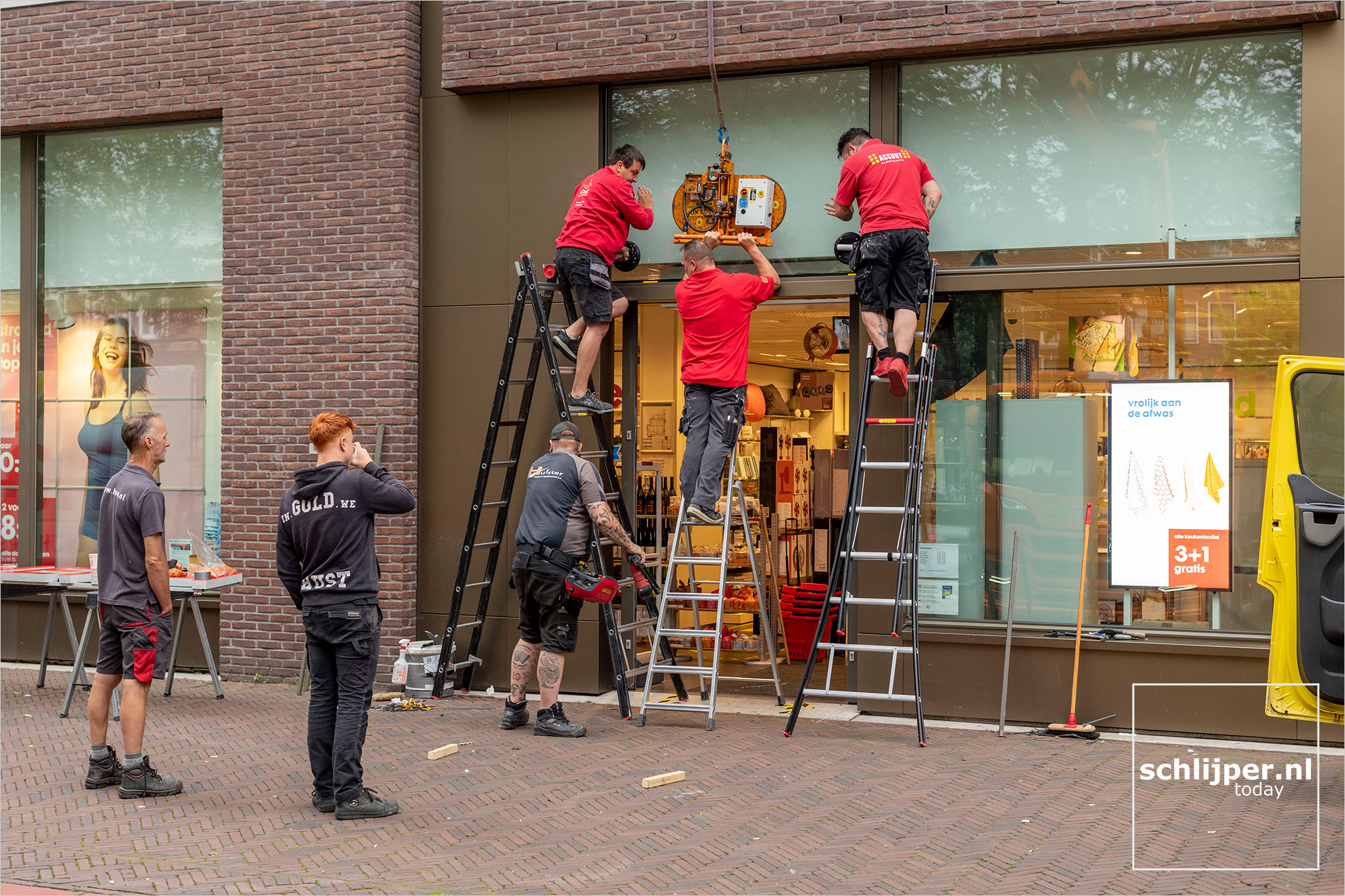 The Netherlands, Amsterdam, 15 juli 2021
