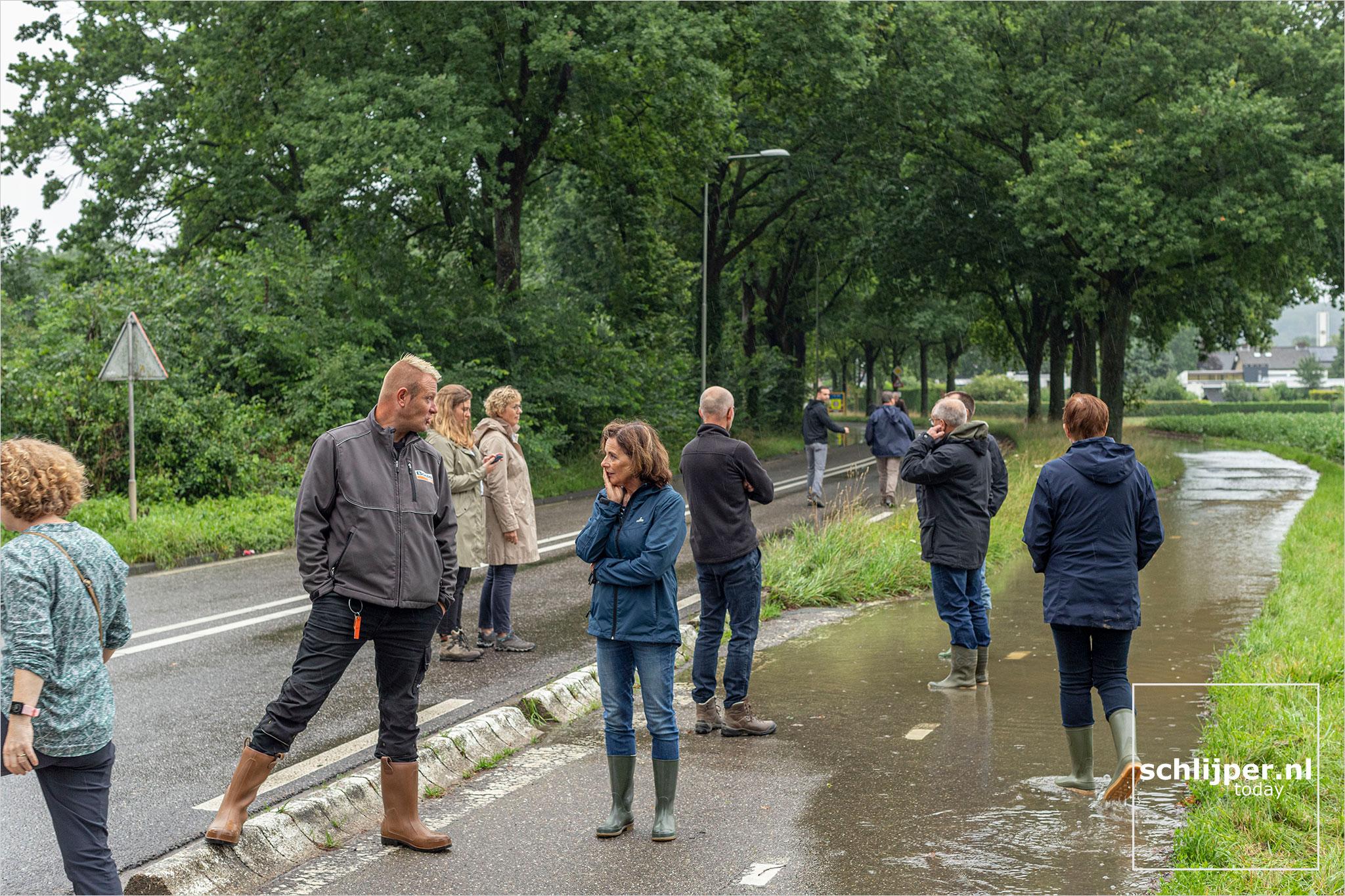 The Netherlands, Bunde, 15 juli 2021