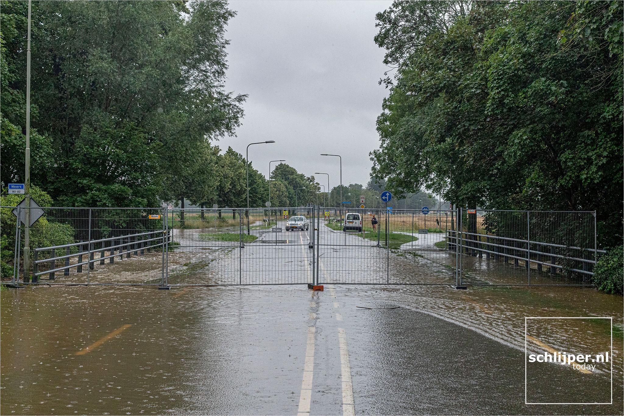 The Netherlands, Meerssen, 15 juli 2021