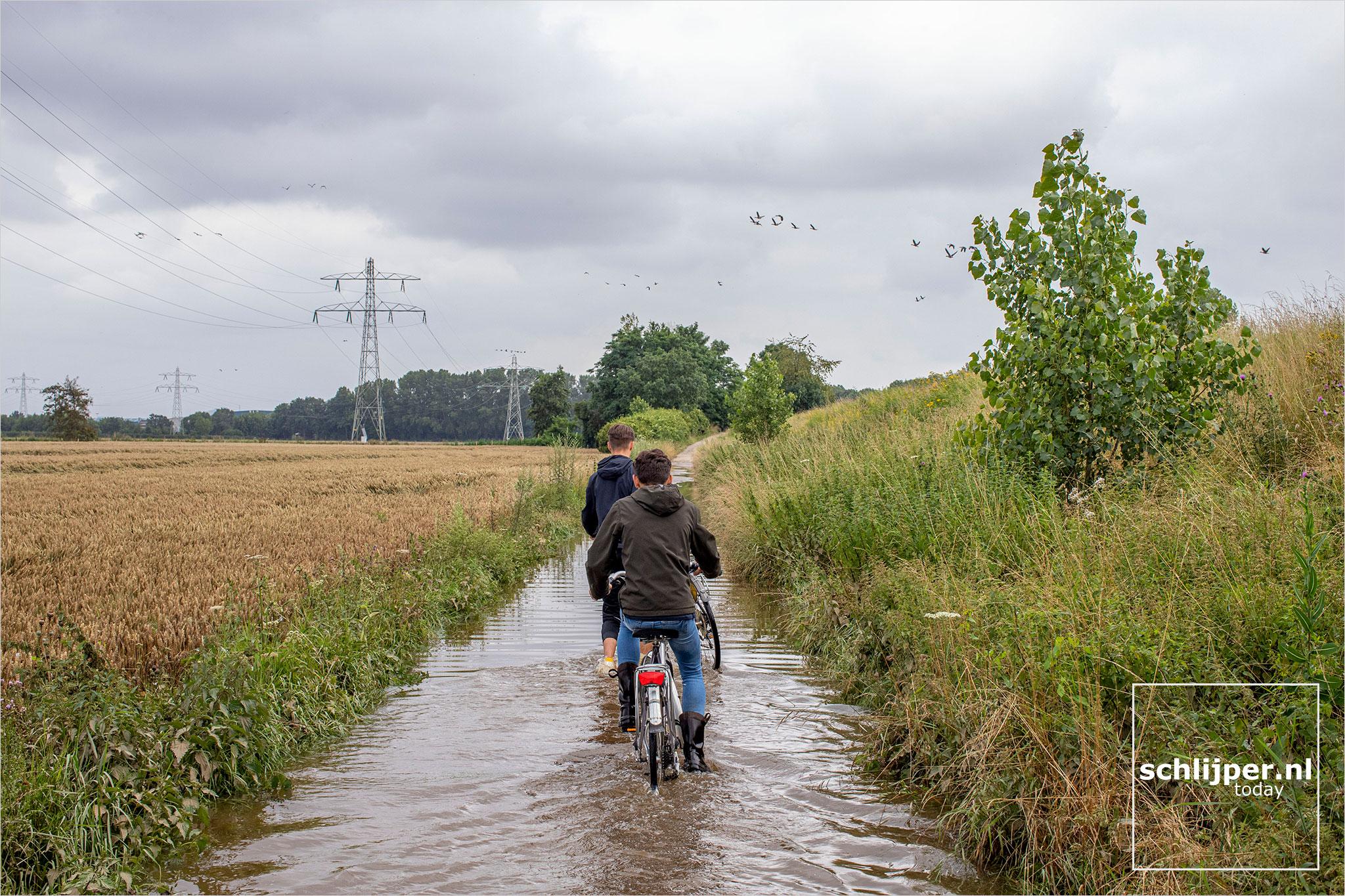 The Netherlands, Bunde, 16 juli 2021