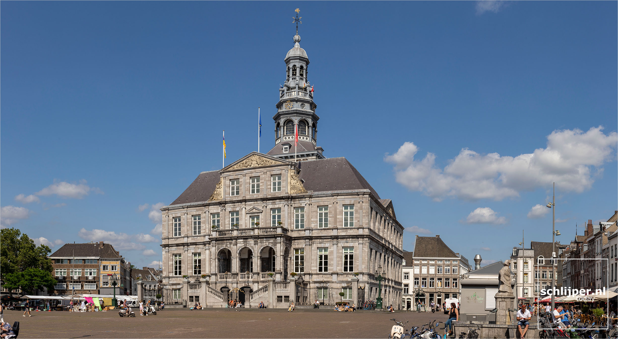 The Netherlands, Maastricht, 18 juli 2021