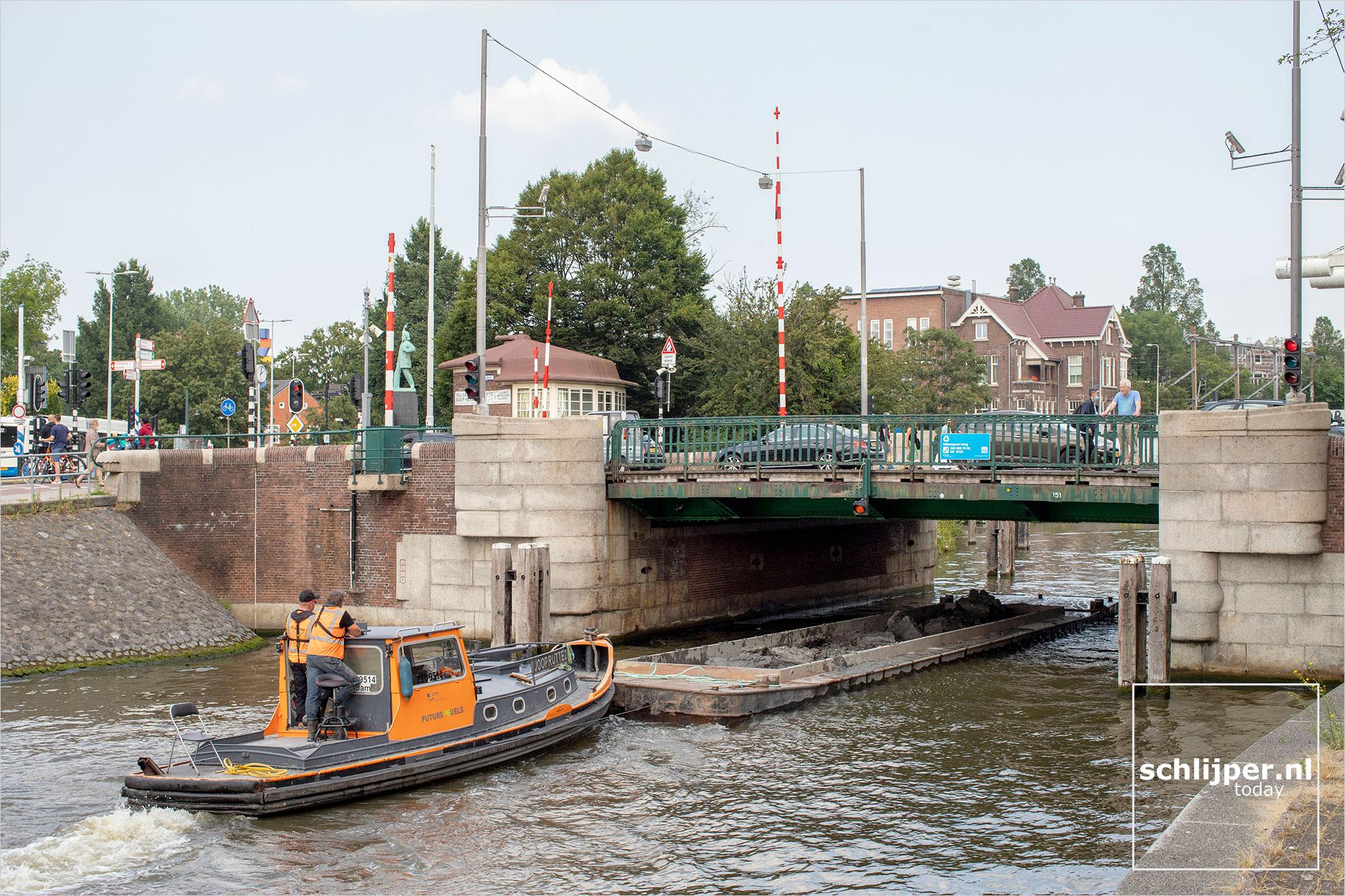 The Netherlands, Amsterdam, 21 juli 2021
